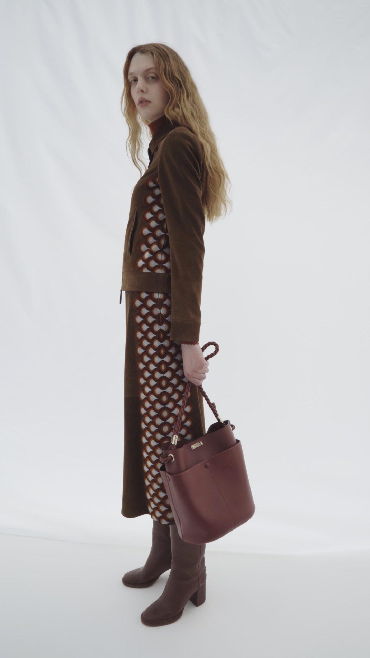 Chloé Resort 2022 Fashion Show Photos