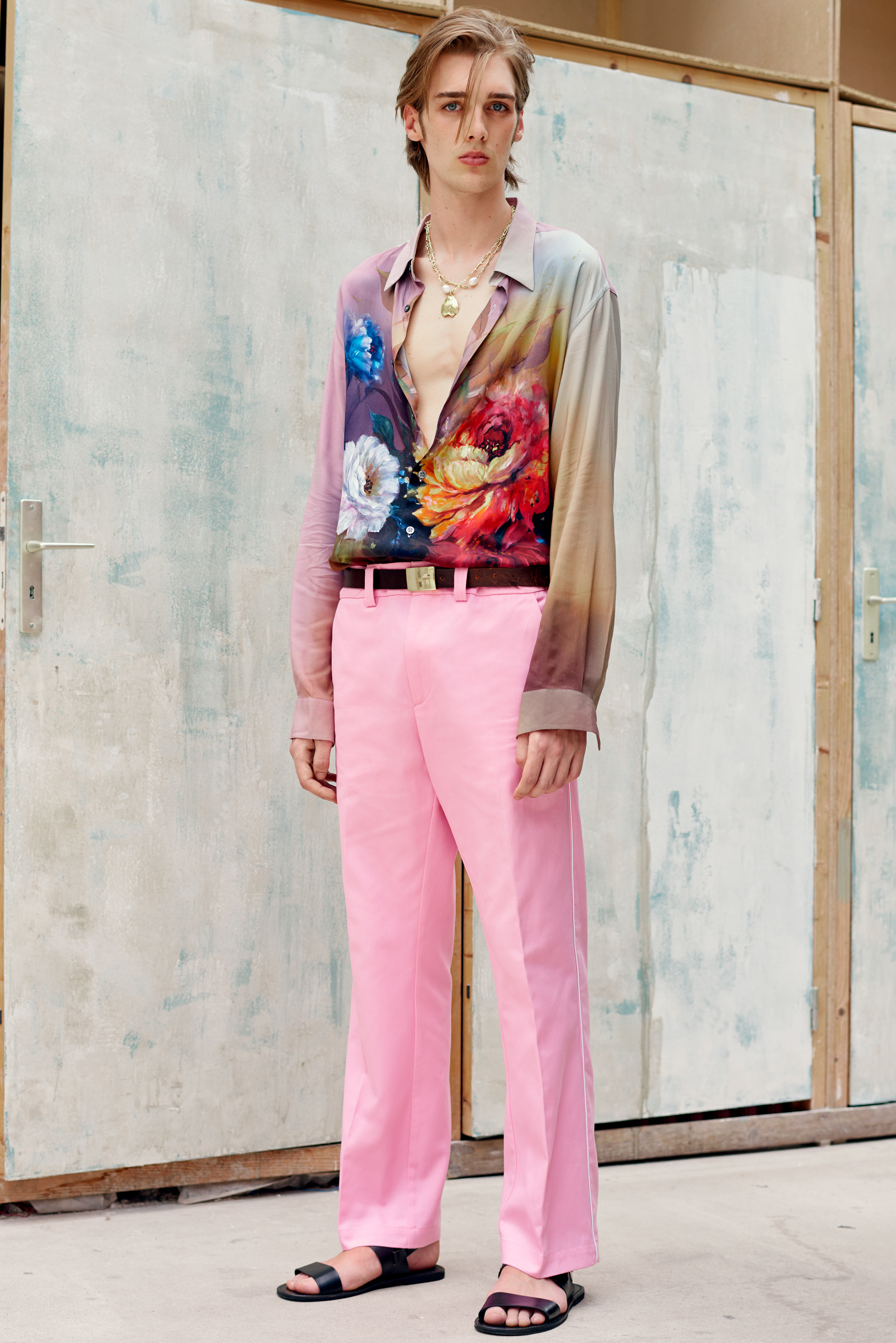 Davi Paris Spring 2022 Men's  Fashion Show