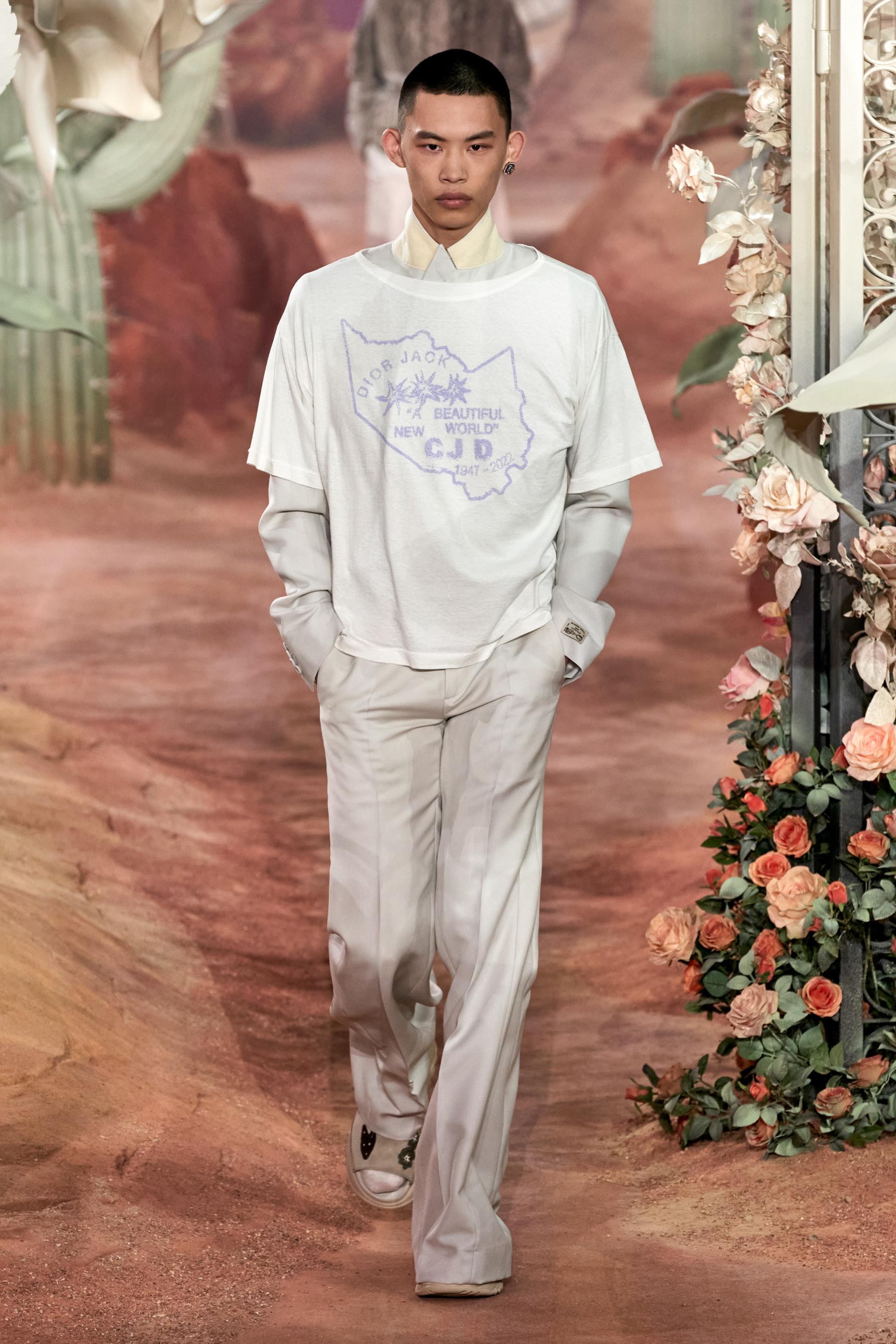 Dior Homme Spring 2022 Men's