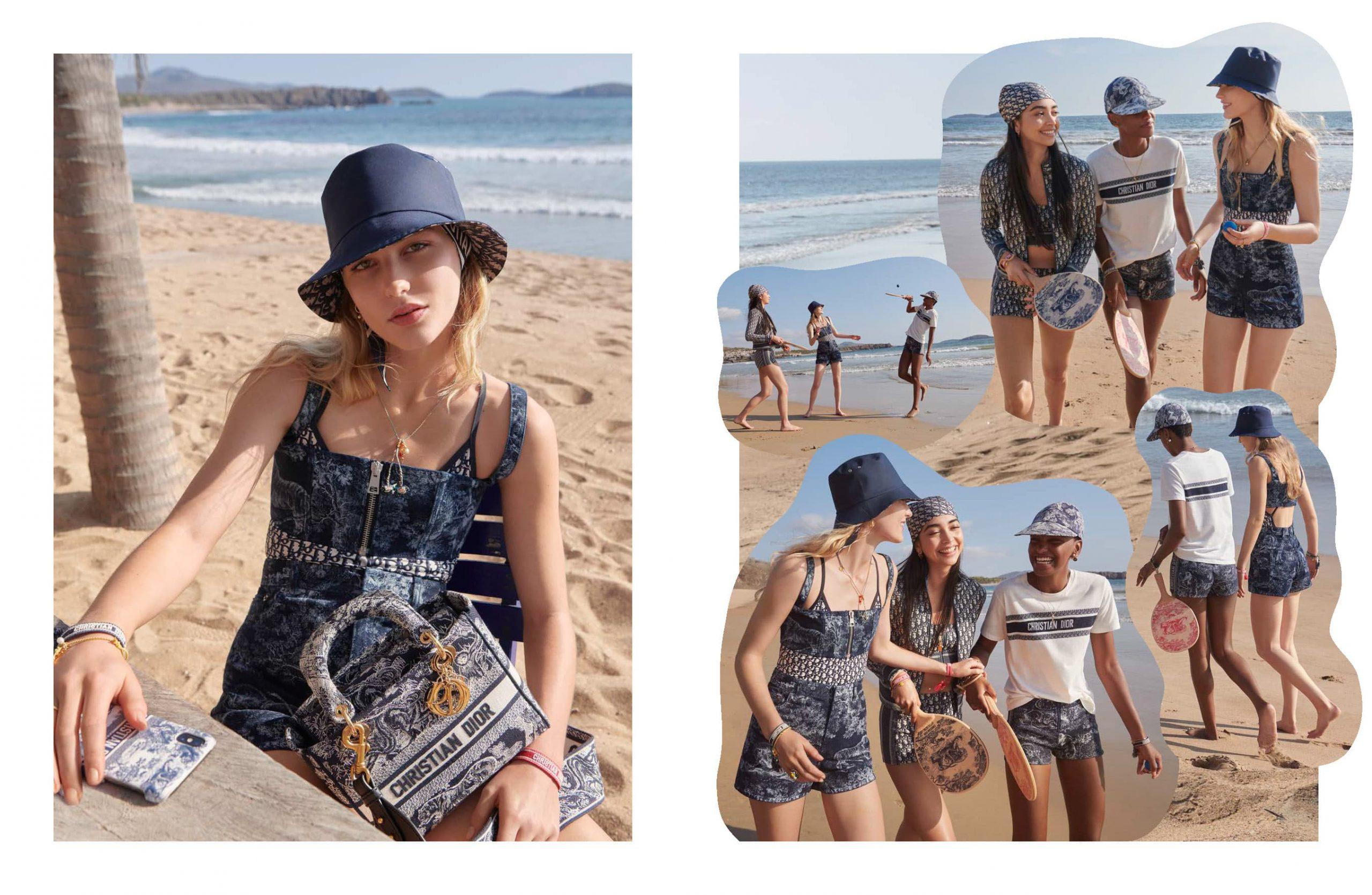 Dior Spring 2021 Ad Campaign Photos