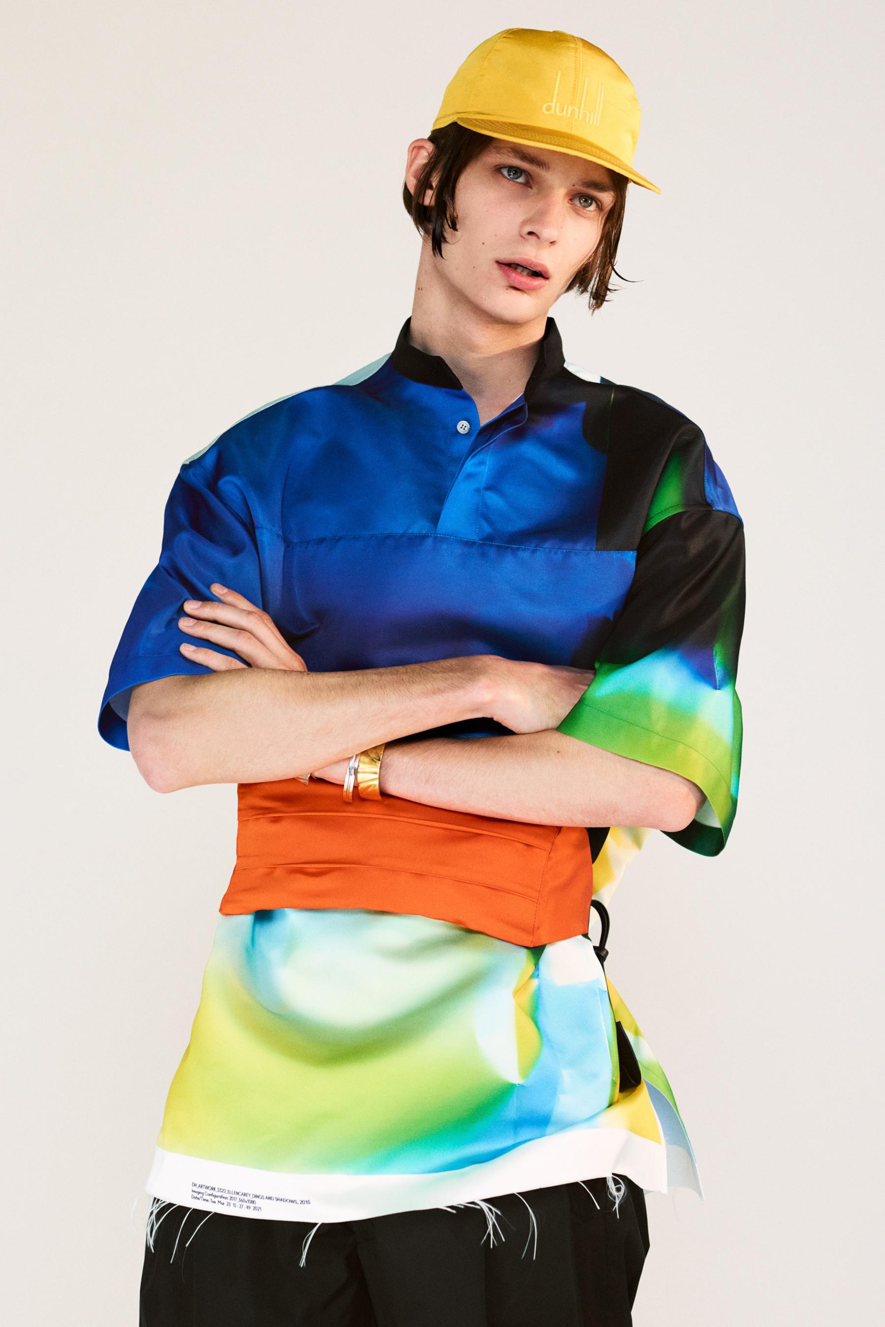 Dunhill Spring 2022 Men's  Fashion Show