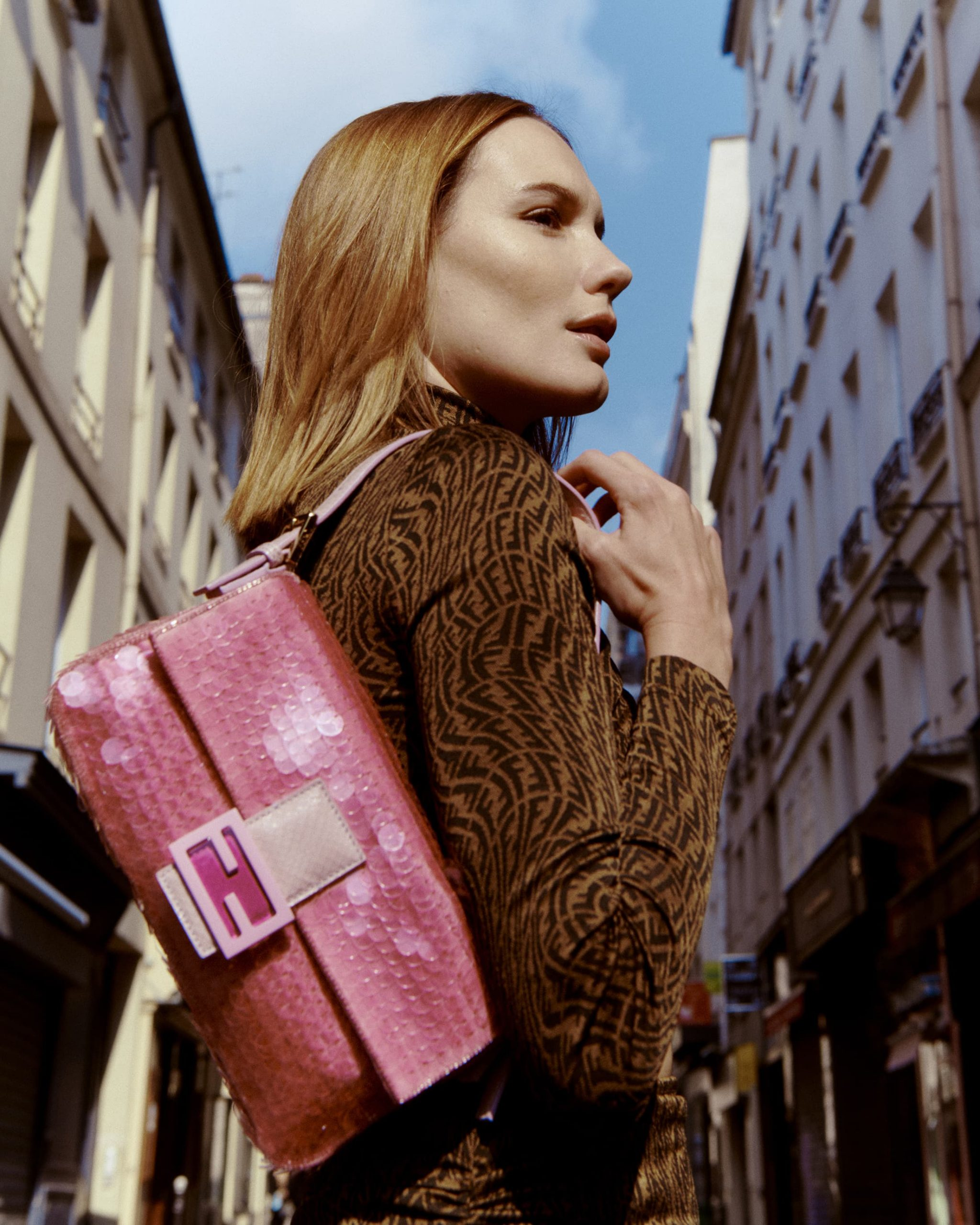 Fendi Spring 2021 Ad Campaign Photos