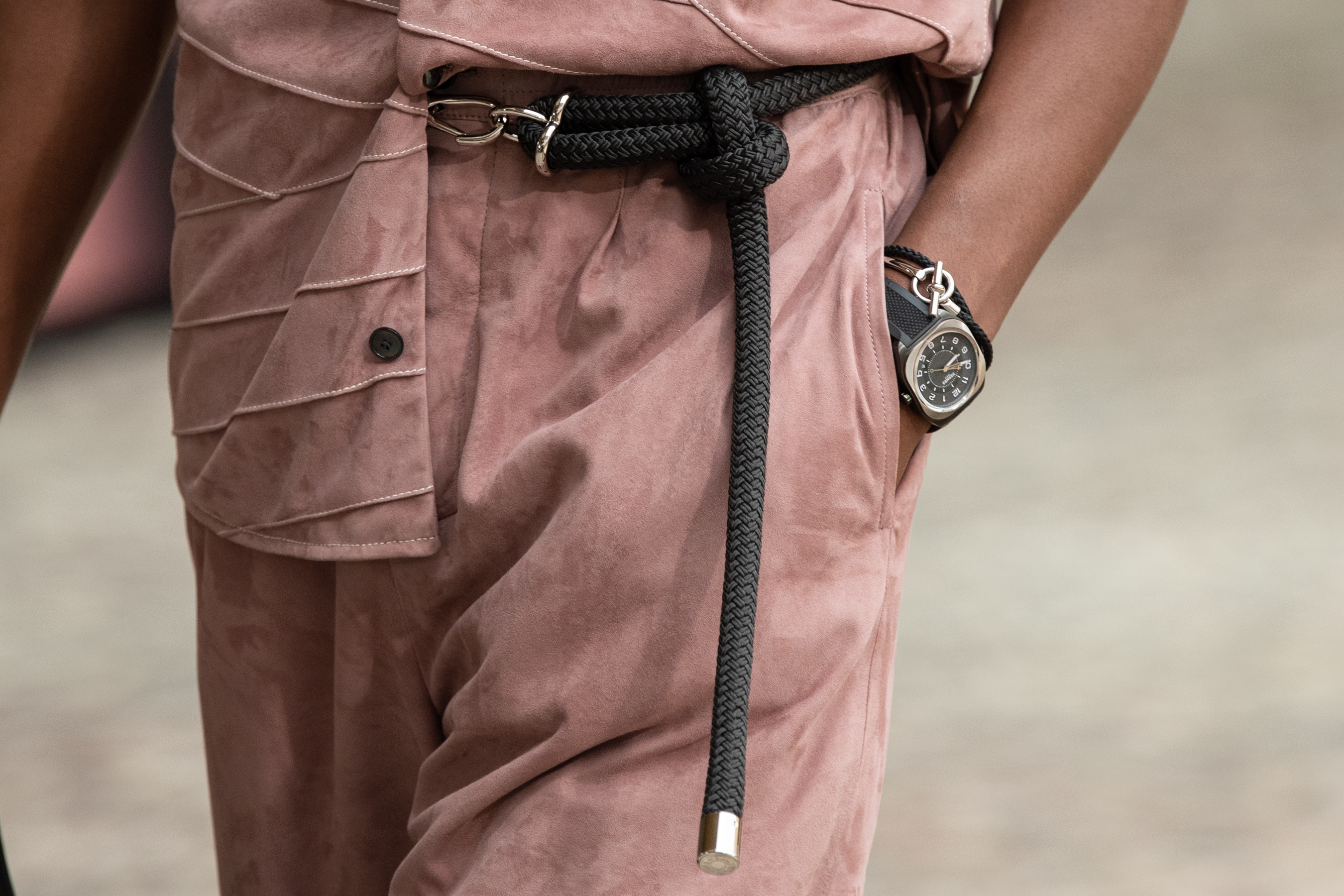 Hermes Spring 2022 Men's Fashion Show  The Impression Details