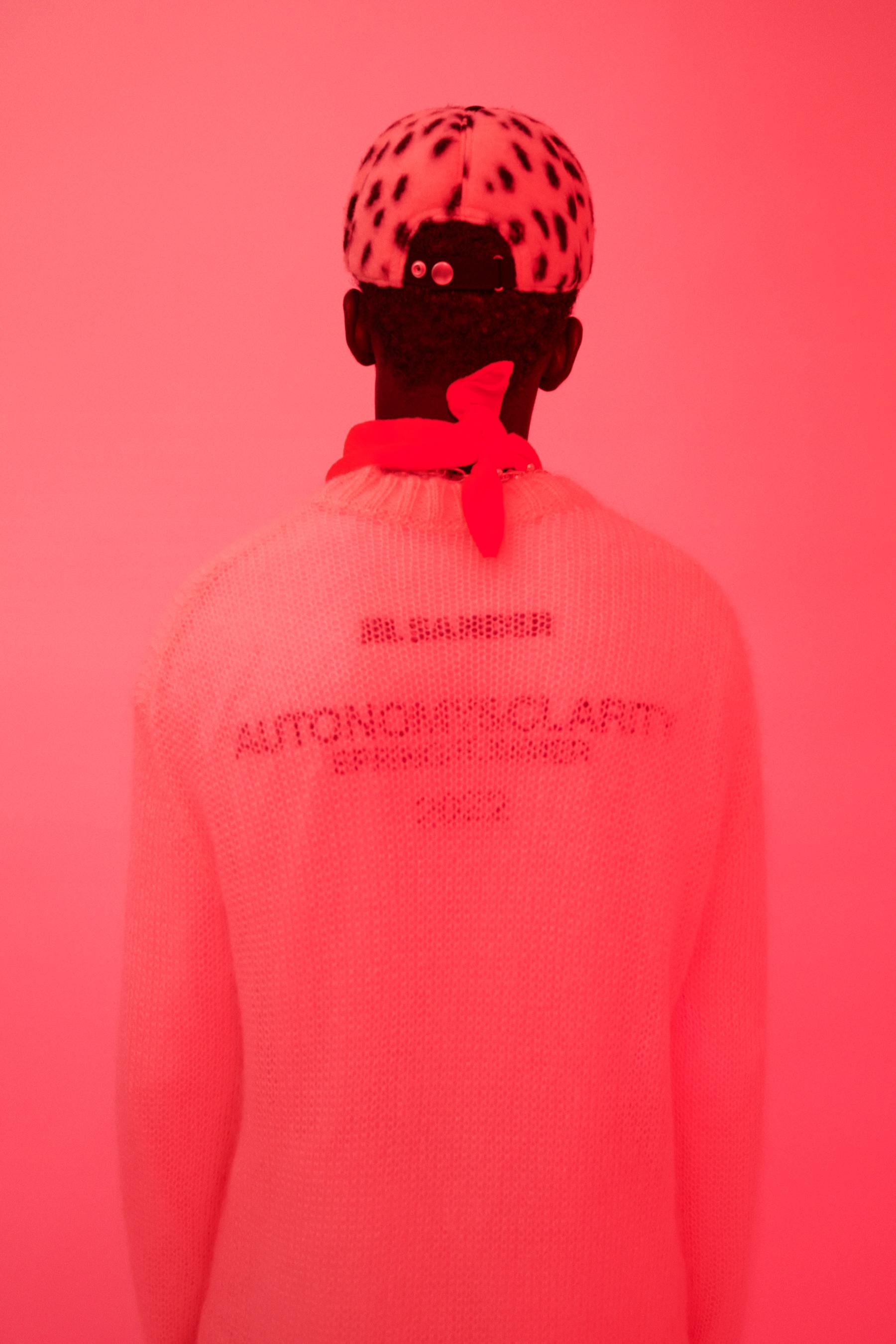 Jil Sander Spring 2022 Men's Details Fashion Show