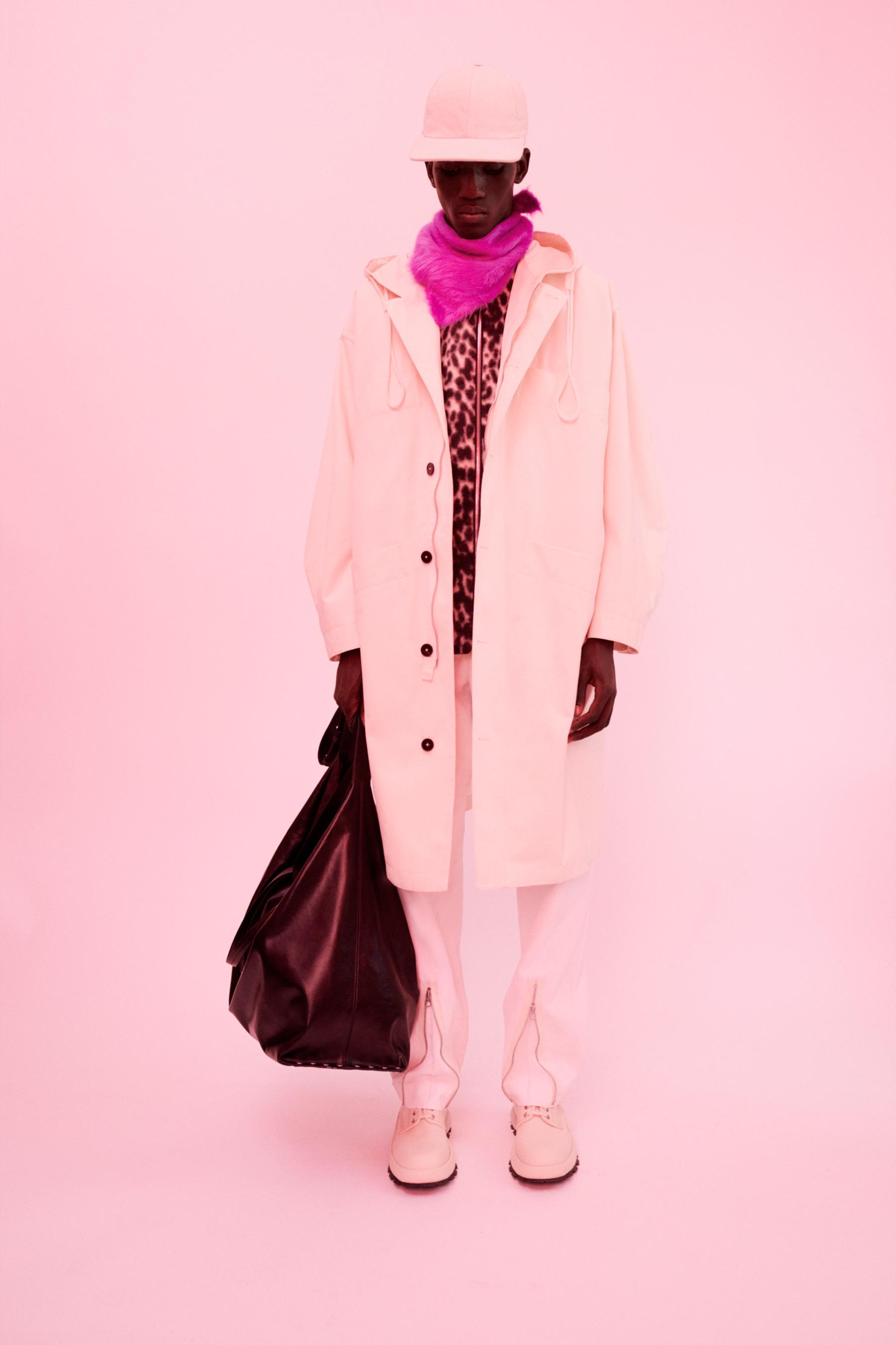 Jil Sander Spring 2022 Men's  Fashion Show