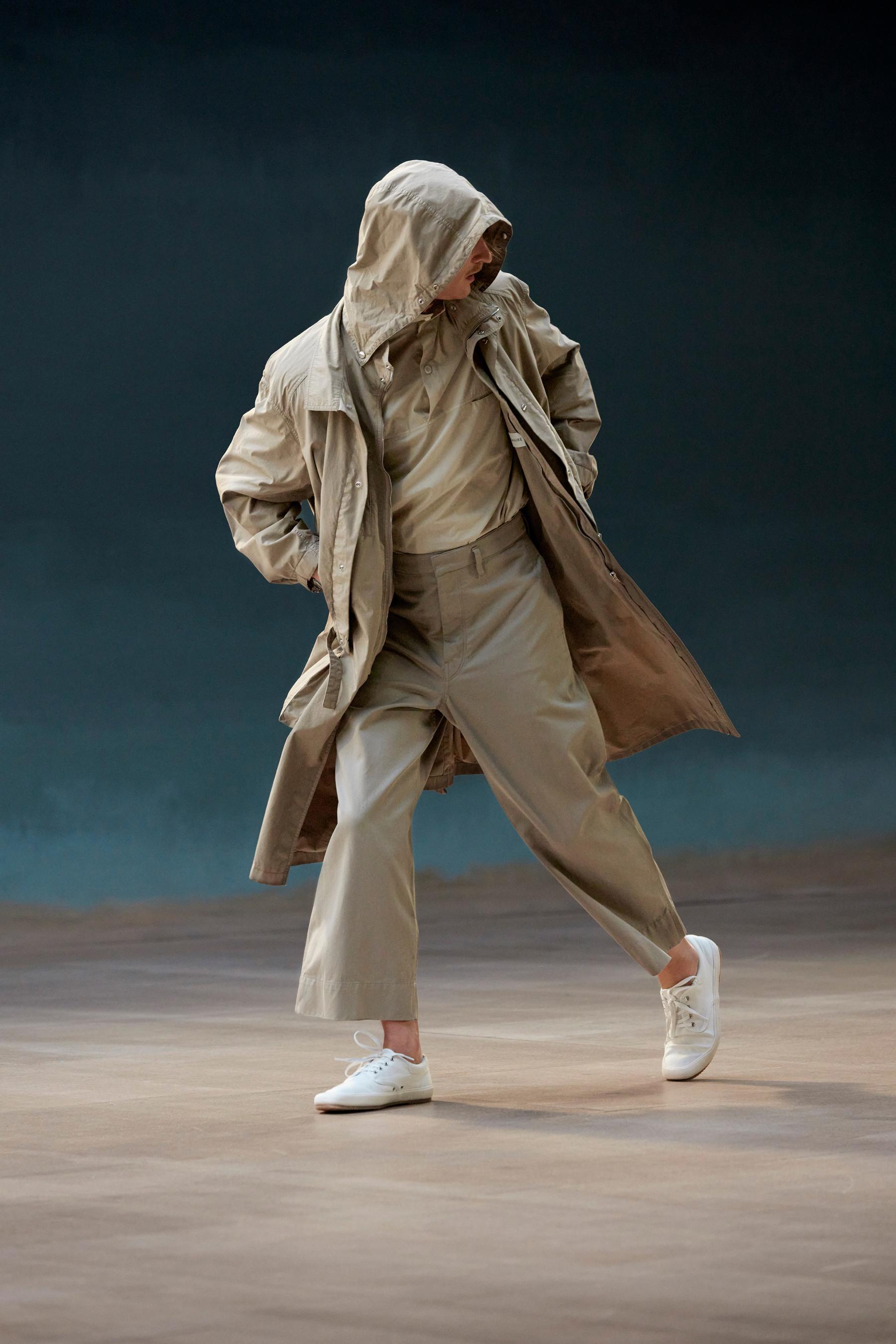 Lemaire Spring 2022 Men's  Fashion Show