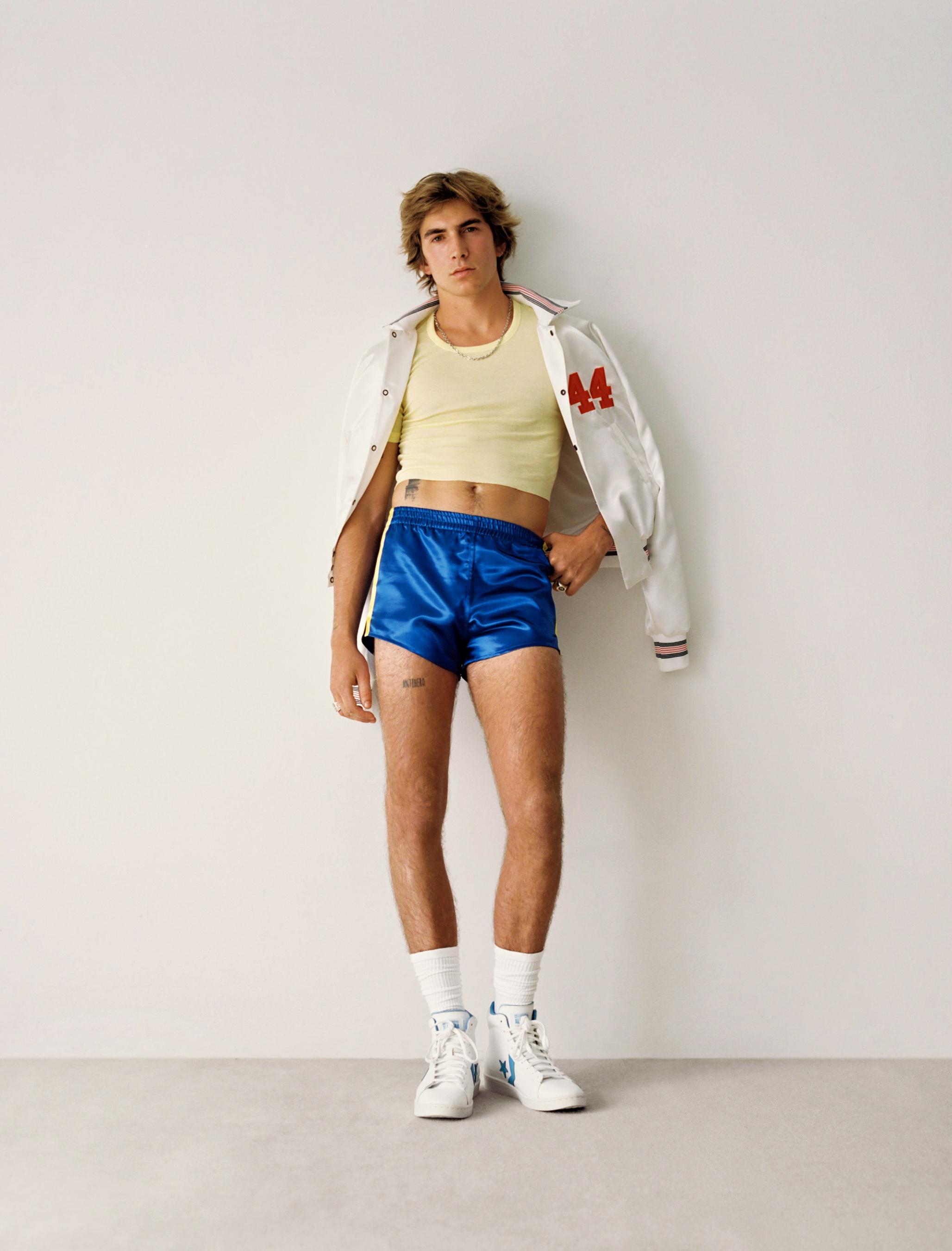 Alled Martinez Spring 2022 Men's  Fashion Show