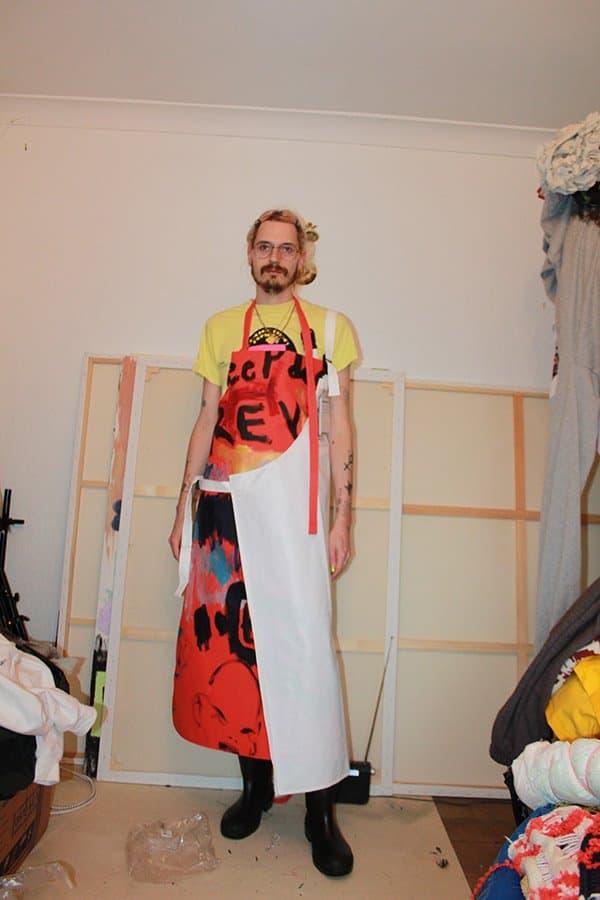 Matty Bovan Wins 2021 International Woolmark Prize