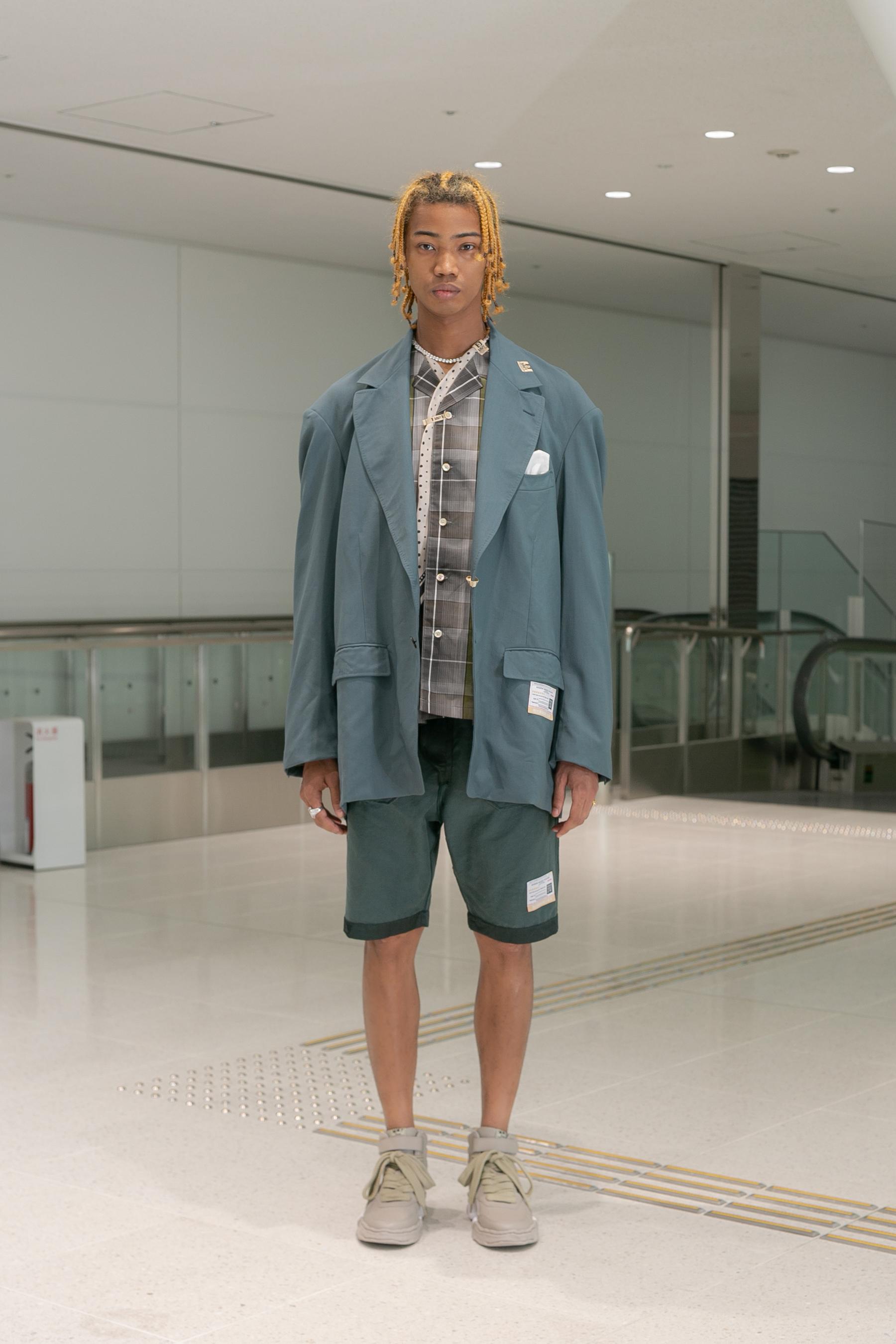 Maison Mihara Yasuhiro Spring 2022 Men's