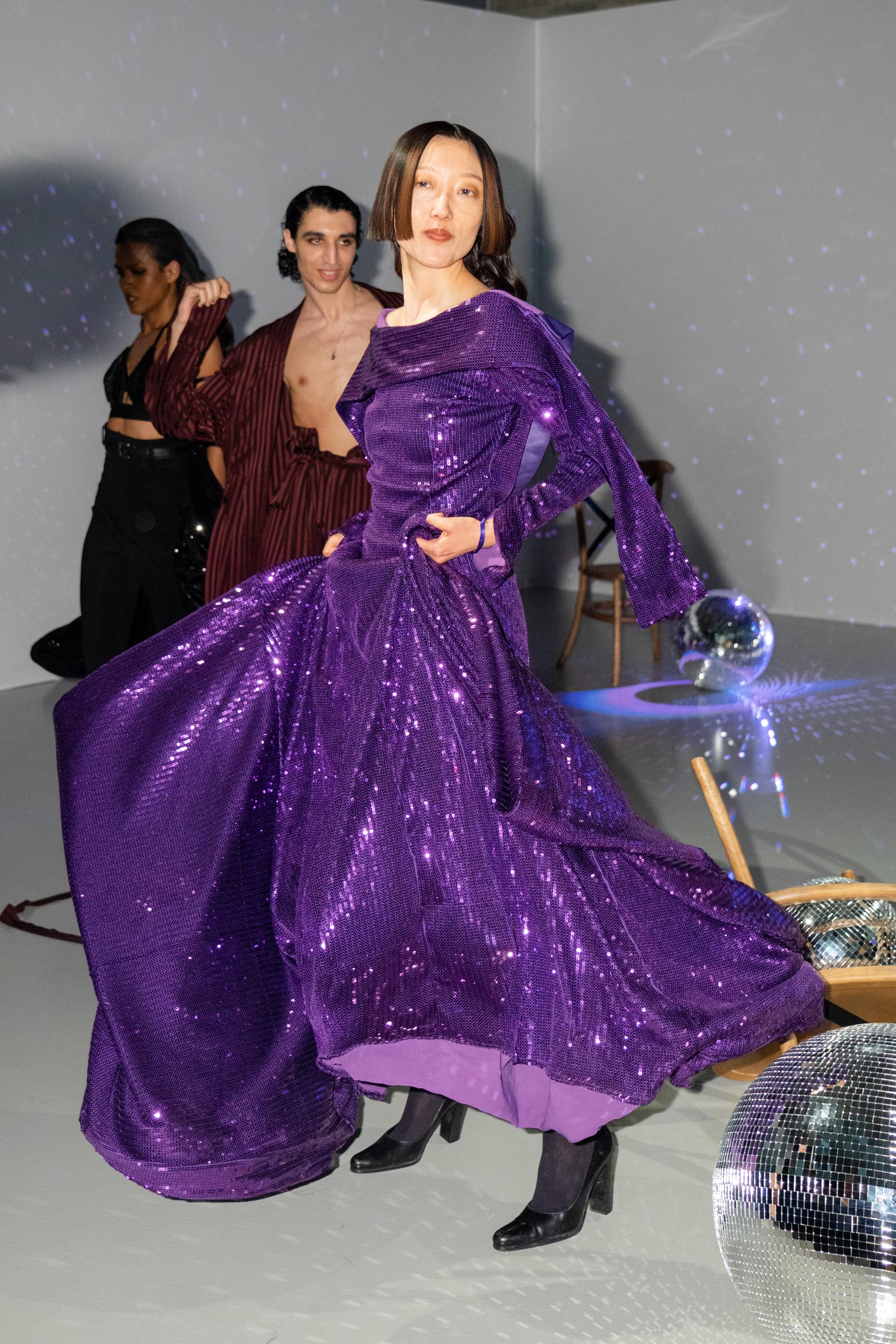Arturo Obegero Spring 2022 Men's  Fashion Show