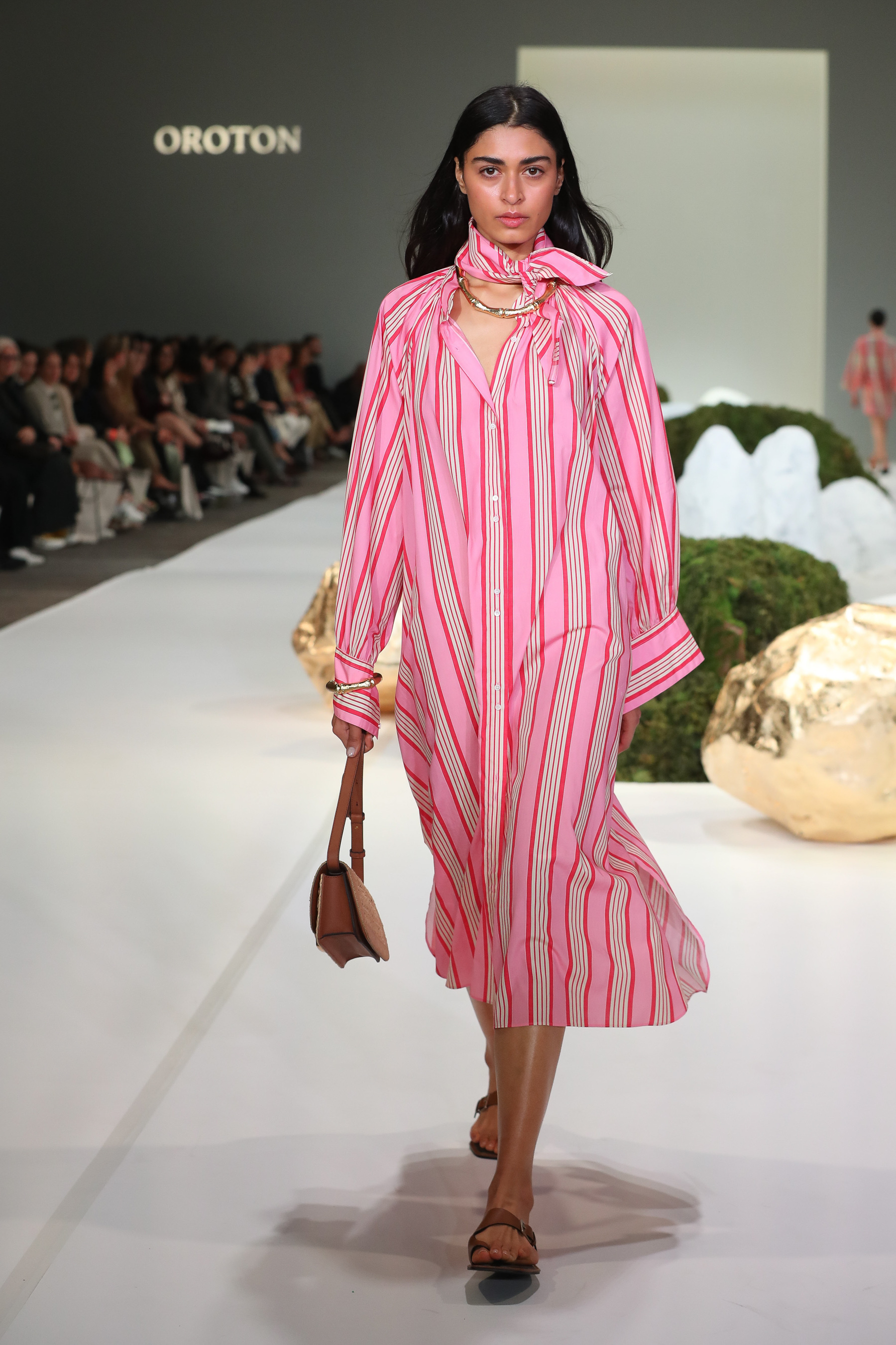 Oroton Spring 2022 Fashion Show