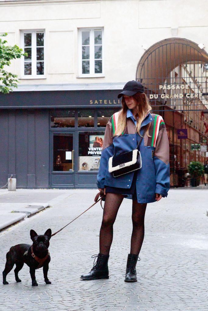 Paris Men's Street Style Spring 2022 Day 2