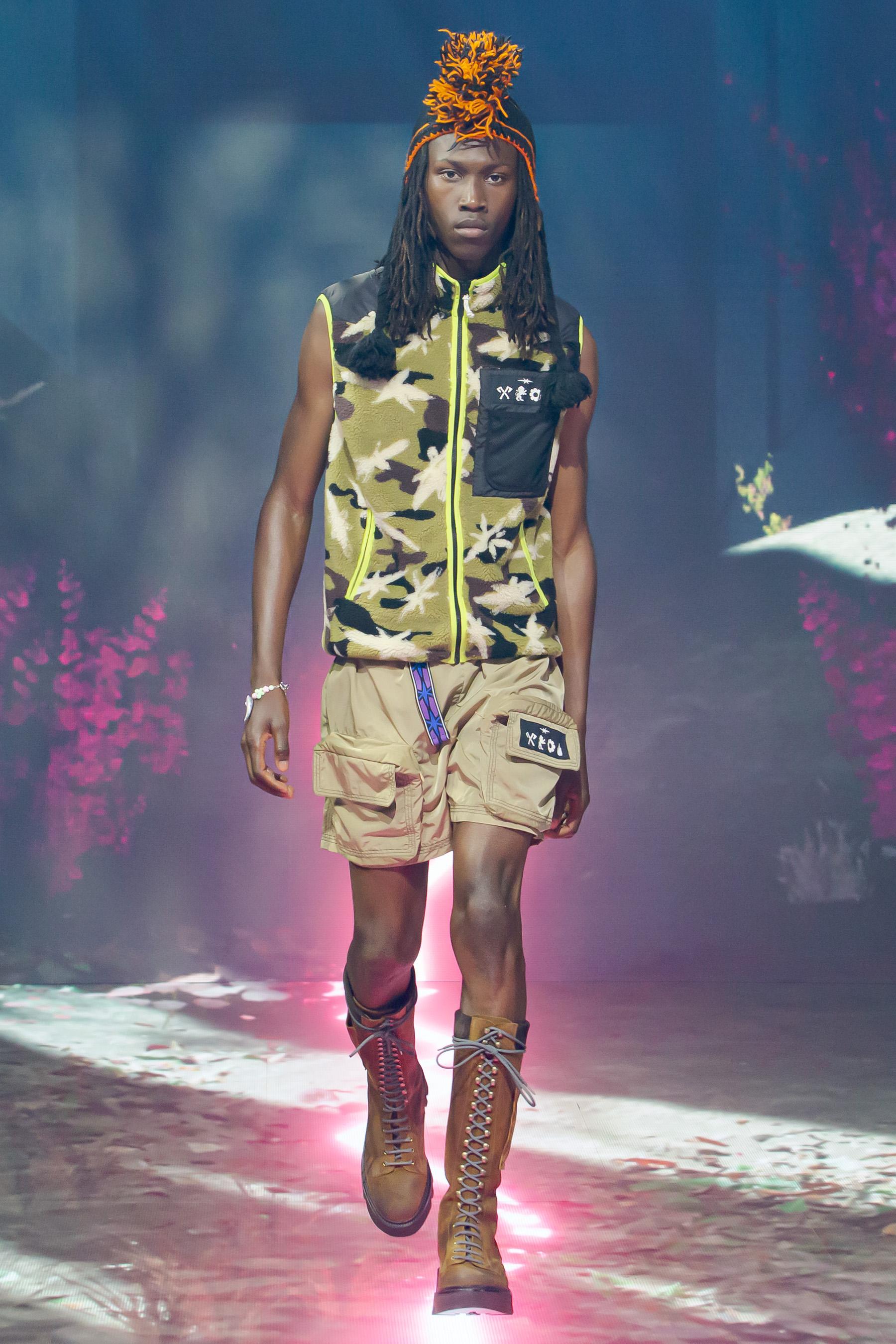 Phipps Spring 2022 Men's  Fashion Show