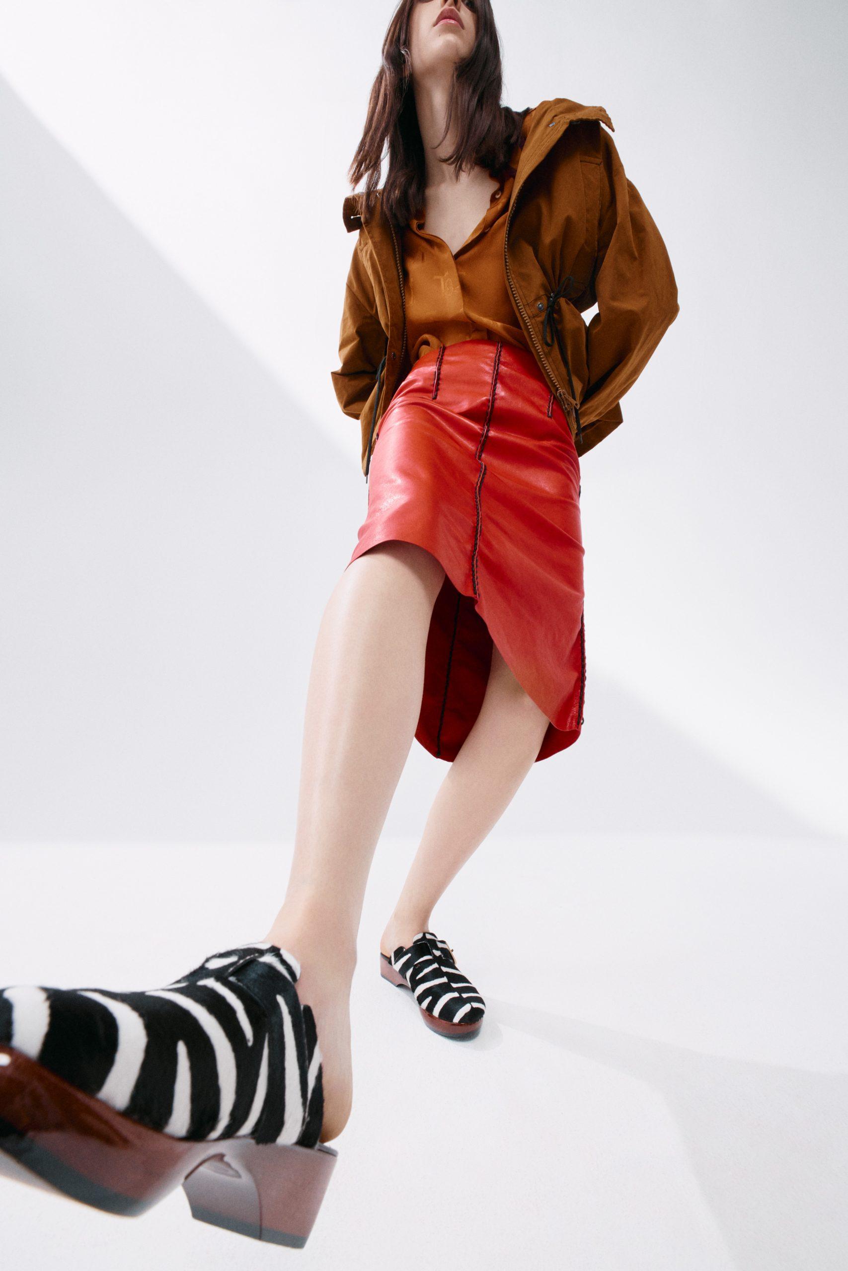 Tod's Resort 2022 Fashion Show Photos