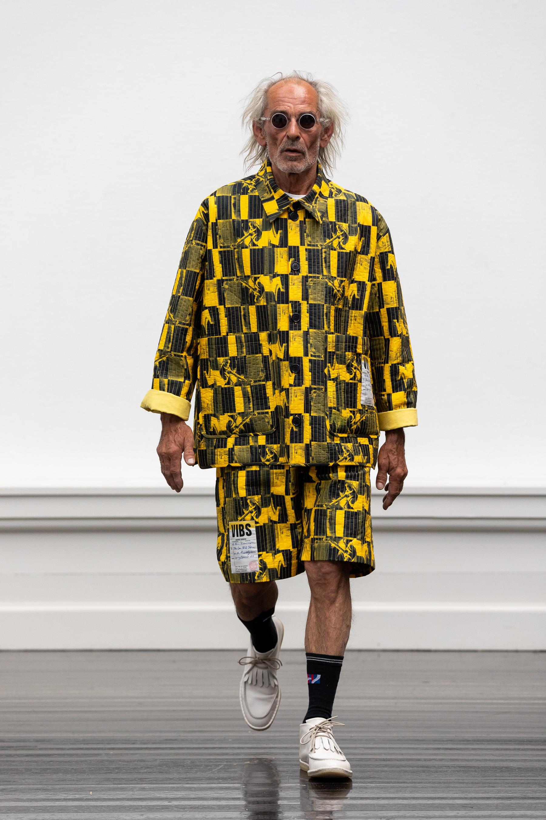 Henrik Vibskov Spring 2022 Men's  Fashion Show
