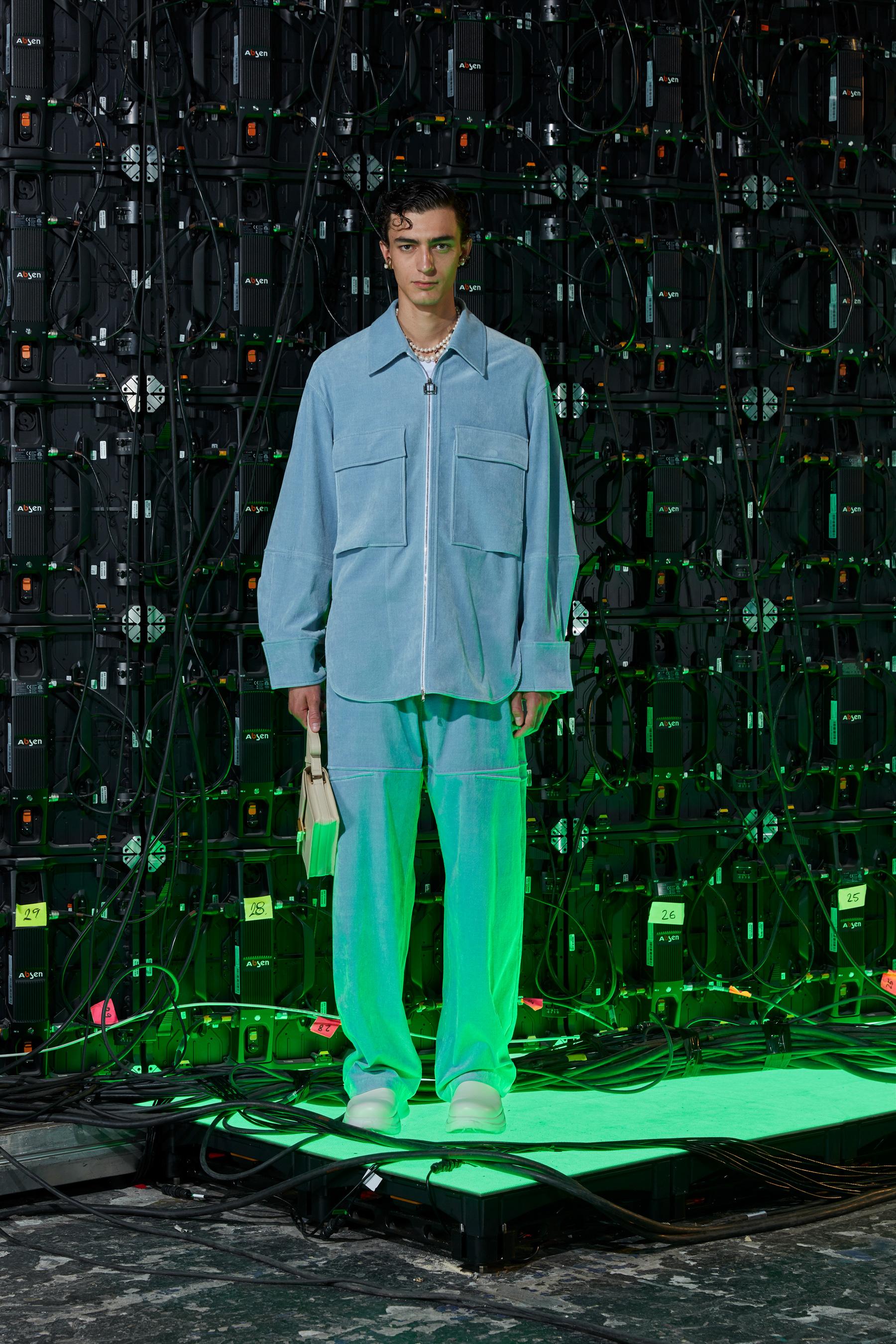 Wooyoungmi Spring 2022 Men's  Fashion Show
