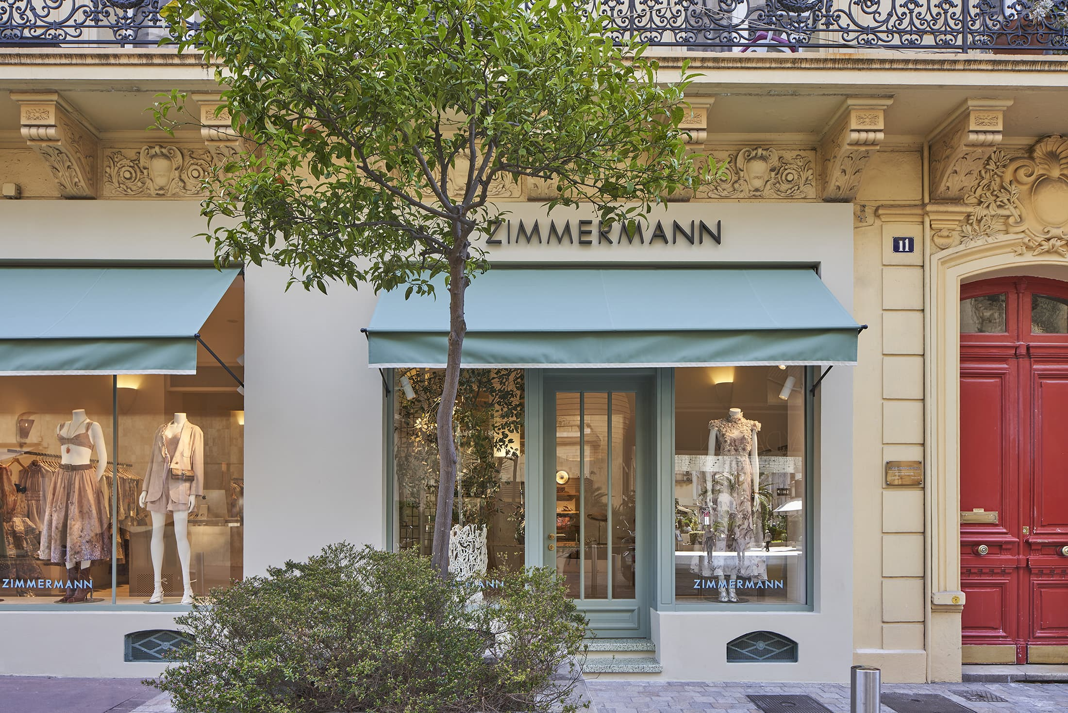 Zimmermann Opens Boutique in Cannes