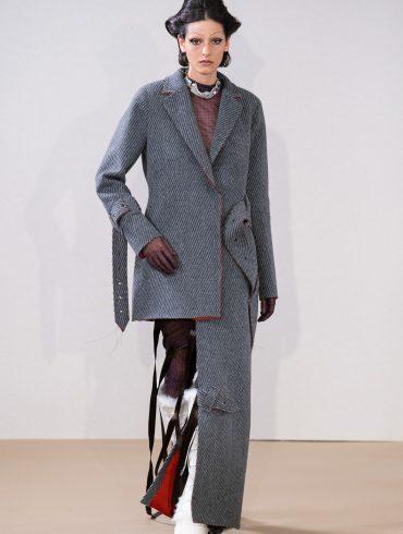 Louise Lyngh Bjerregaard Fall 2021 Couture  Fashion Show