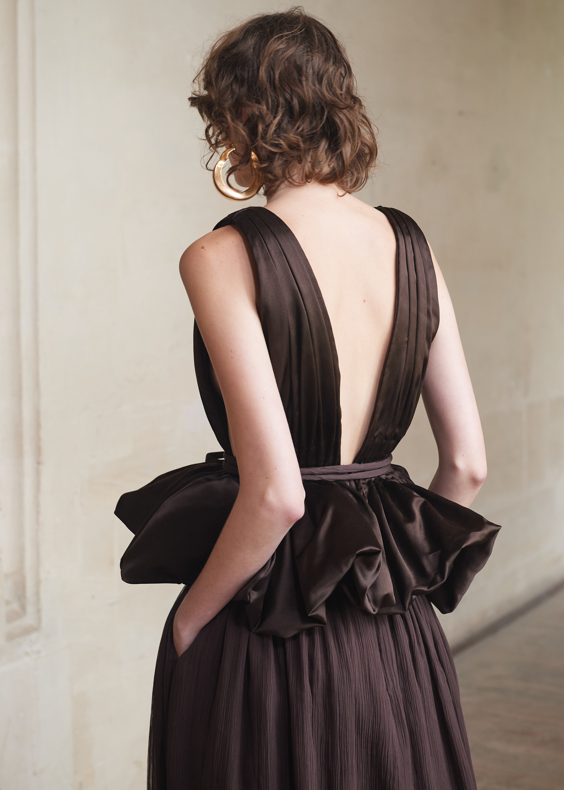 Christophe Josse Fall 2021 Couture Details Fashion Show
