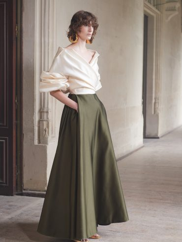 Christophe Josse Fall 2021 Couture  Fashion Show