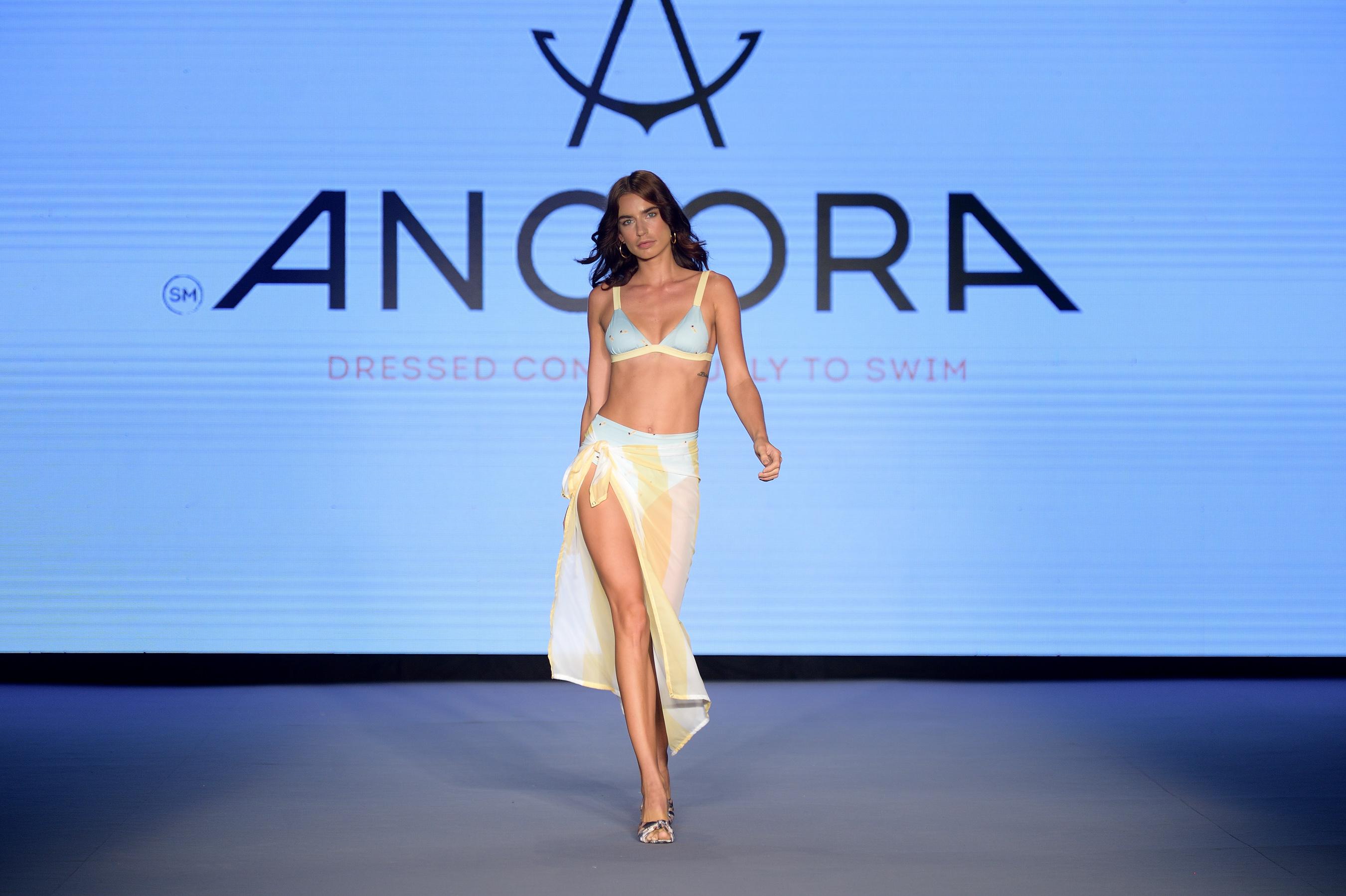 Destination Colombia Spring 2022 Swimwear  Fashion Show