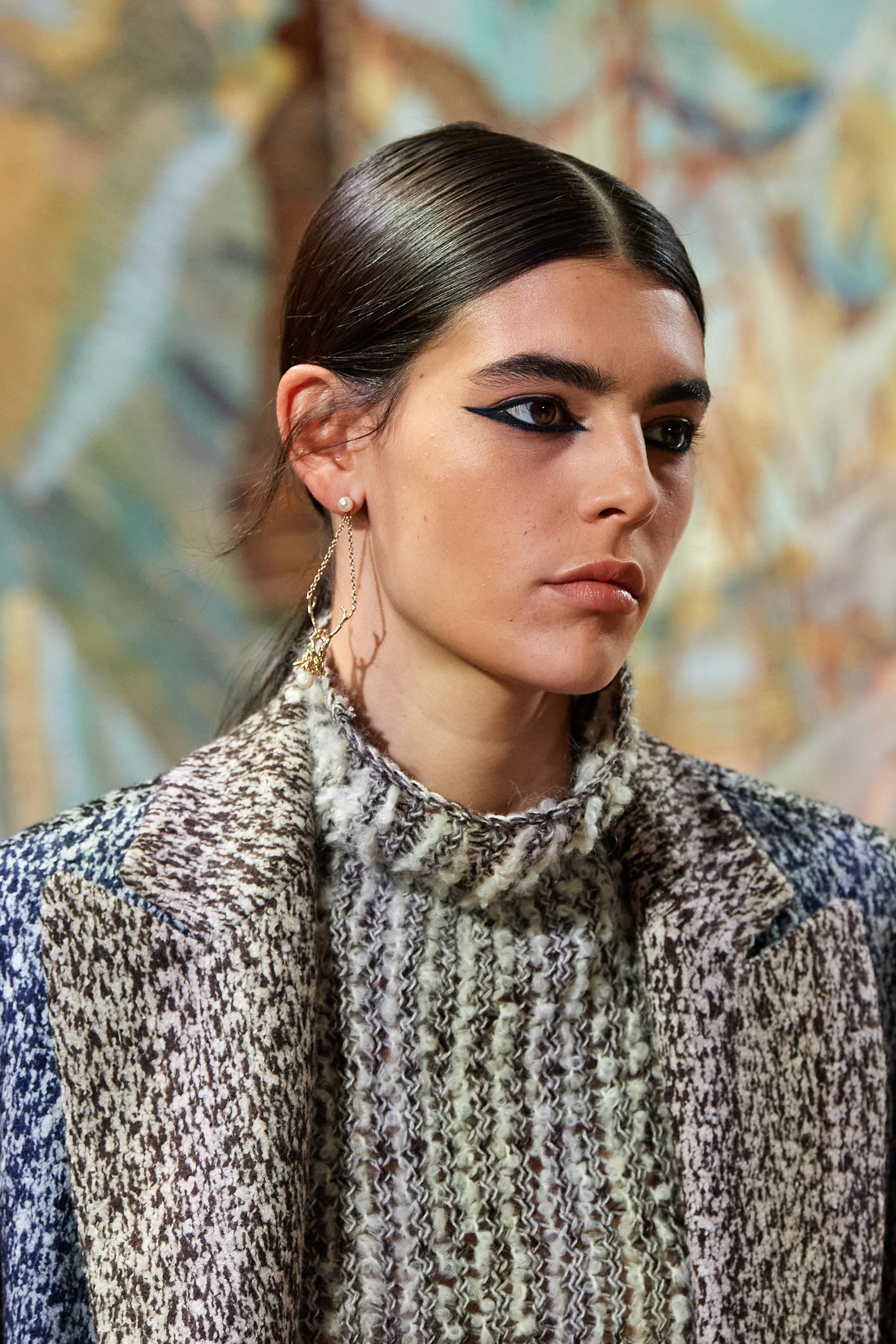 Christian Dior Fall 2021 Couture Details Fashion Show