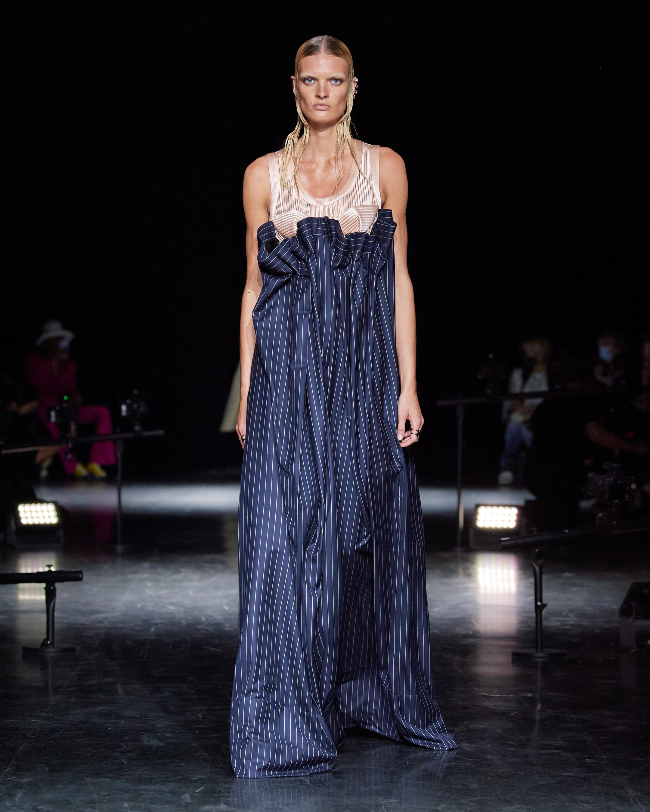 Jean Paul Gaultier Fall 2021 Couture  Fashion Show
