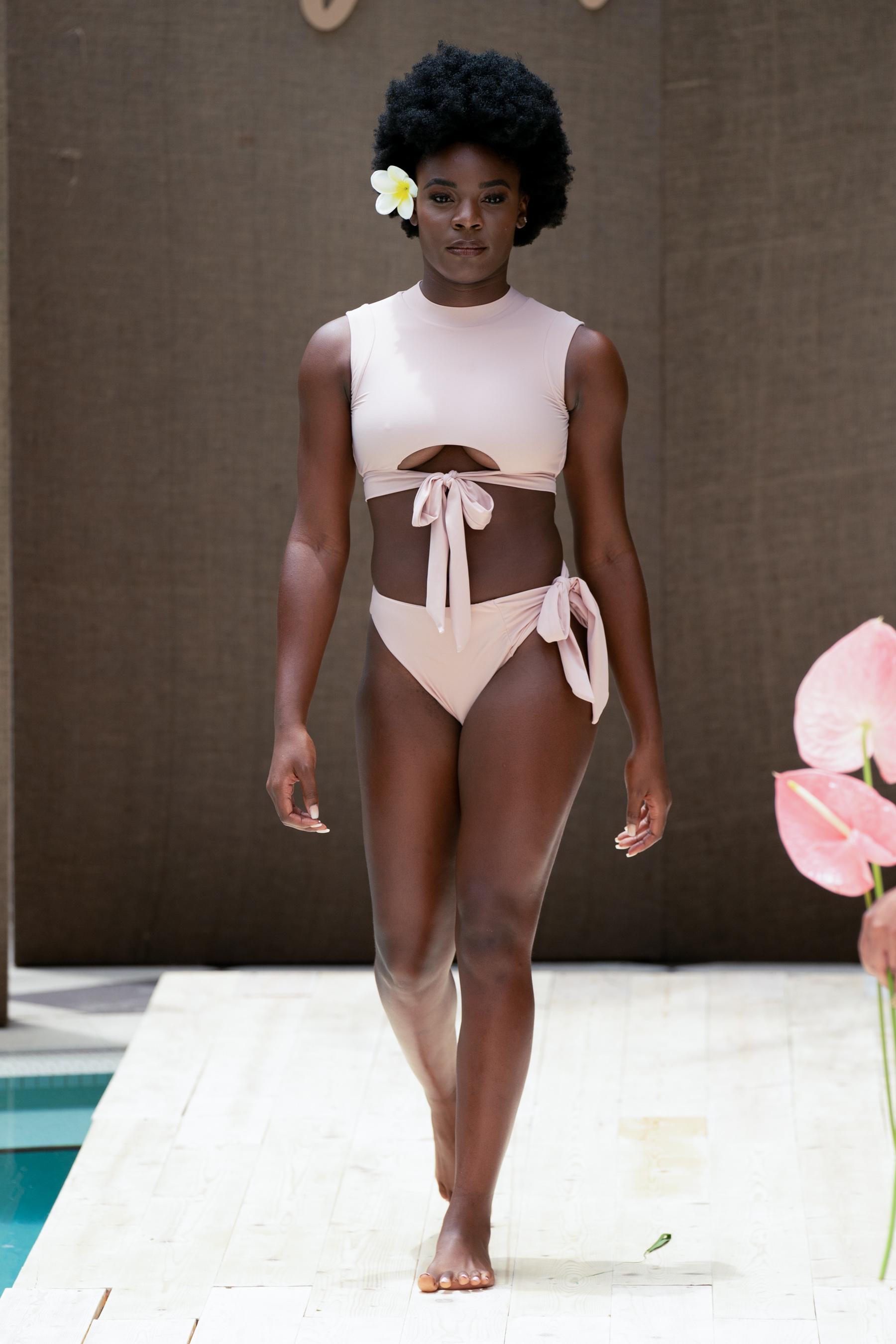 Leimakani Spring 2022 Swimwear  Fashion Show