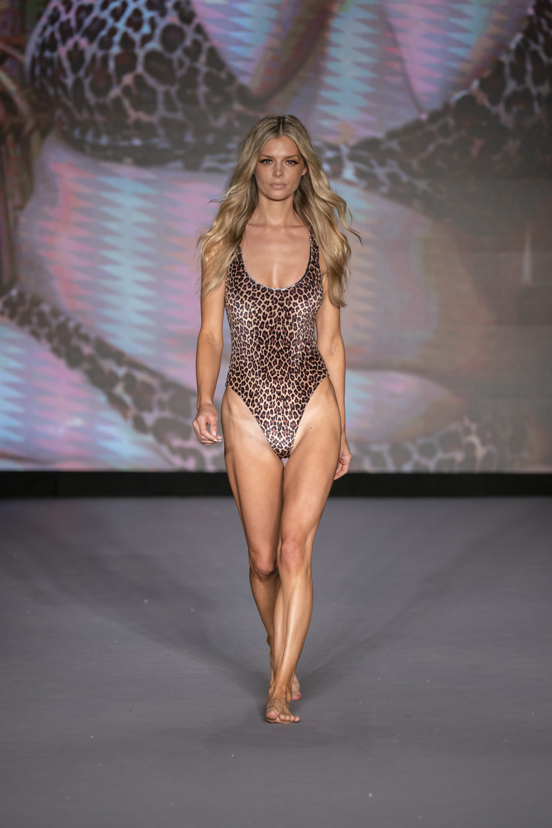 Life By Style Group Collective Spring 2022 Swimwear  Fashion Show