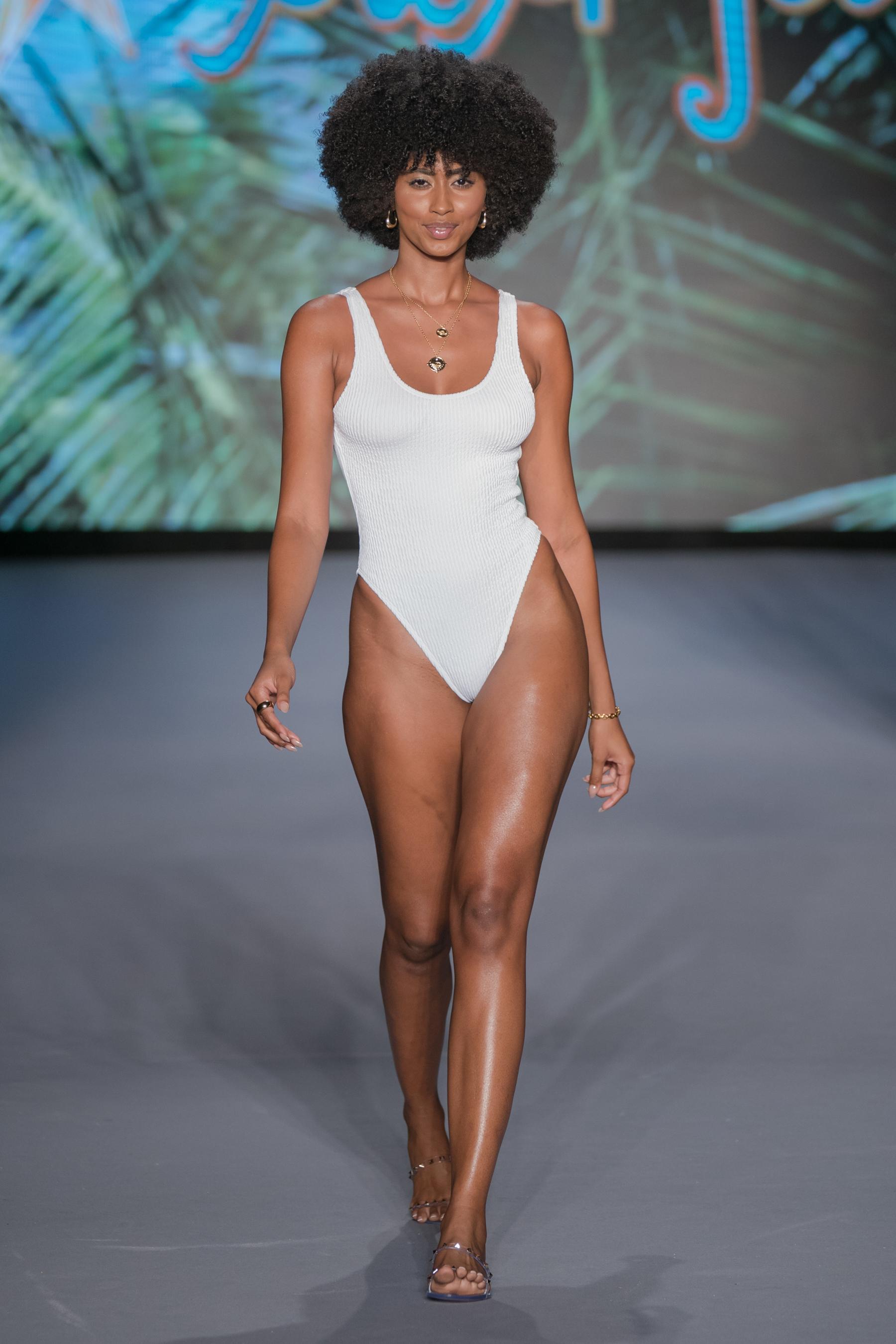 Luli Fama Spring 2022 Swimwear  Fashion Show