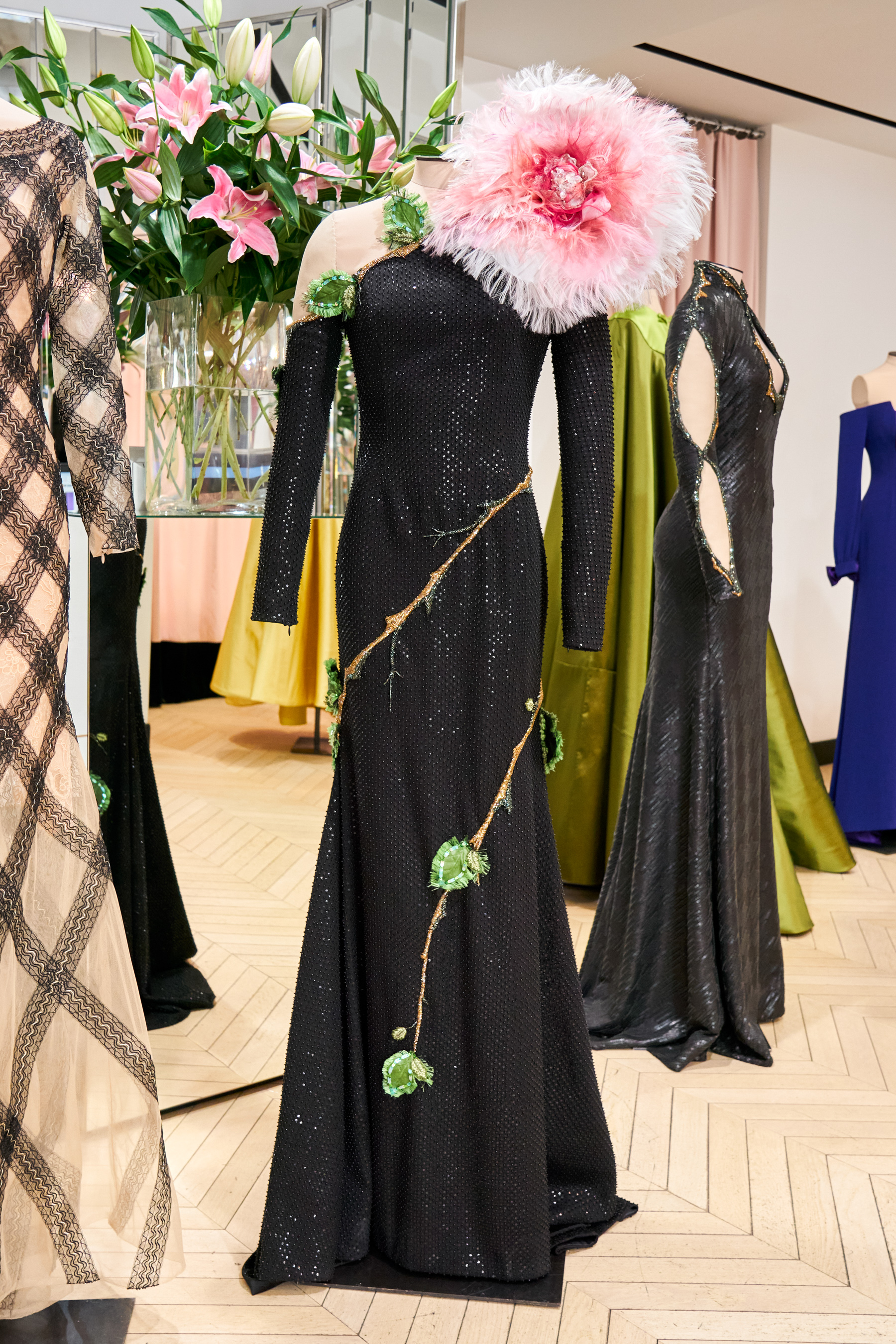Alexis Mabille Fall 2021 Couture  Fashion Show