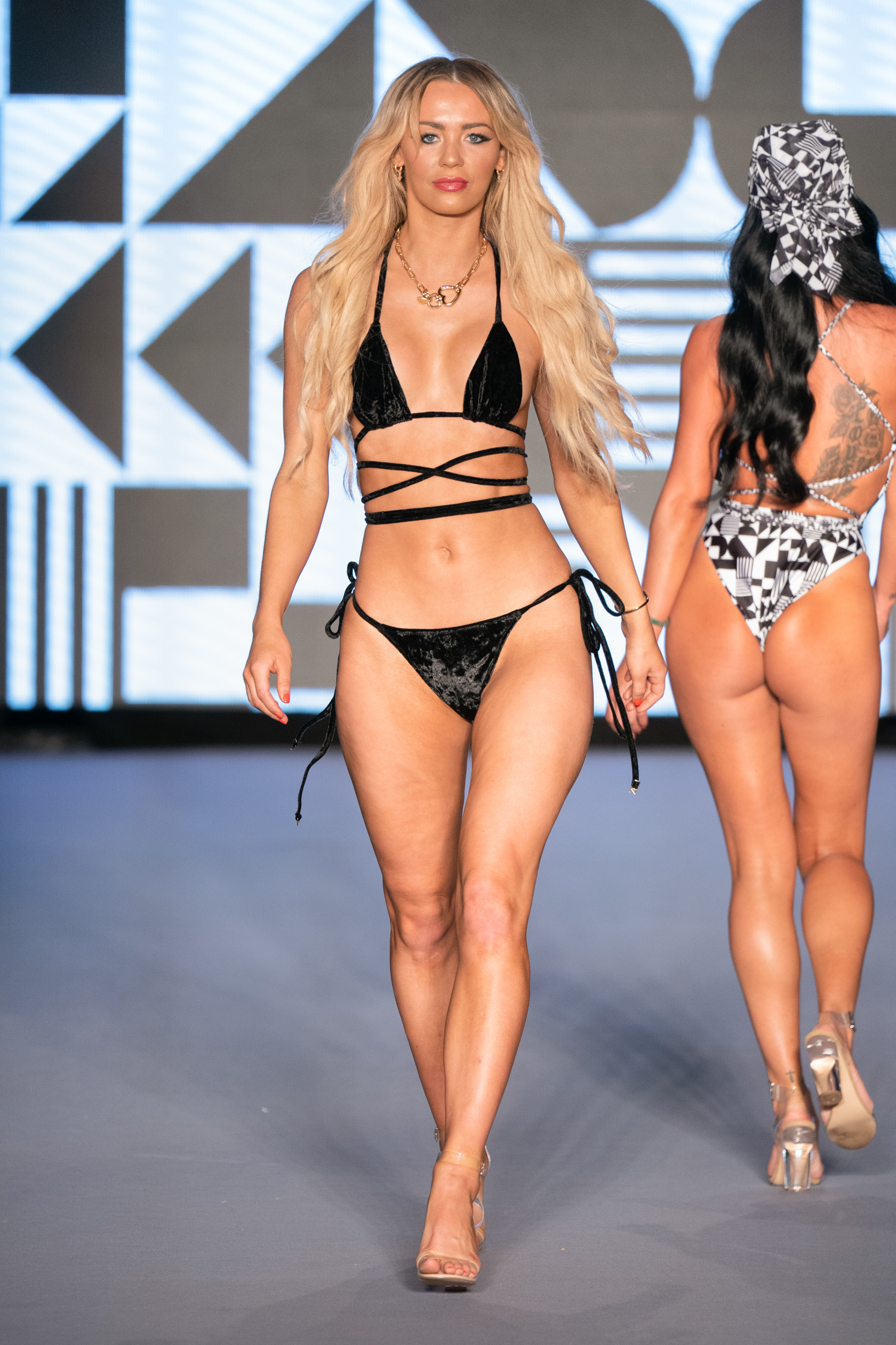 Nia Lynn Spring 2022 Swimwear  Fashion Show