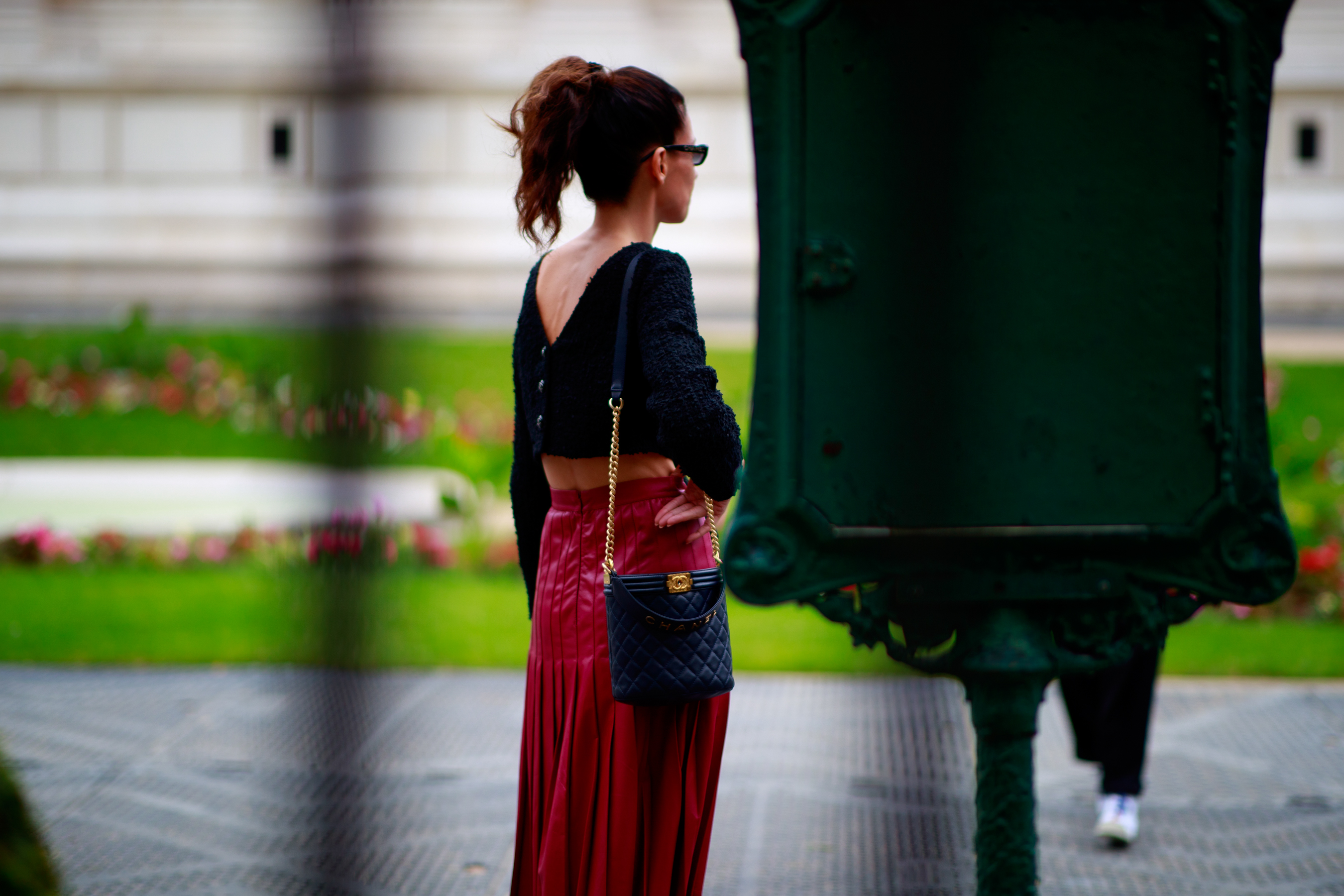 Paris Couture Street Style Fall 2021 Day 2