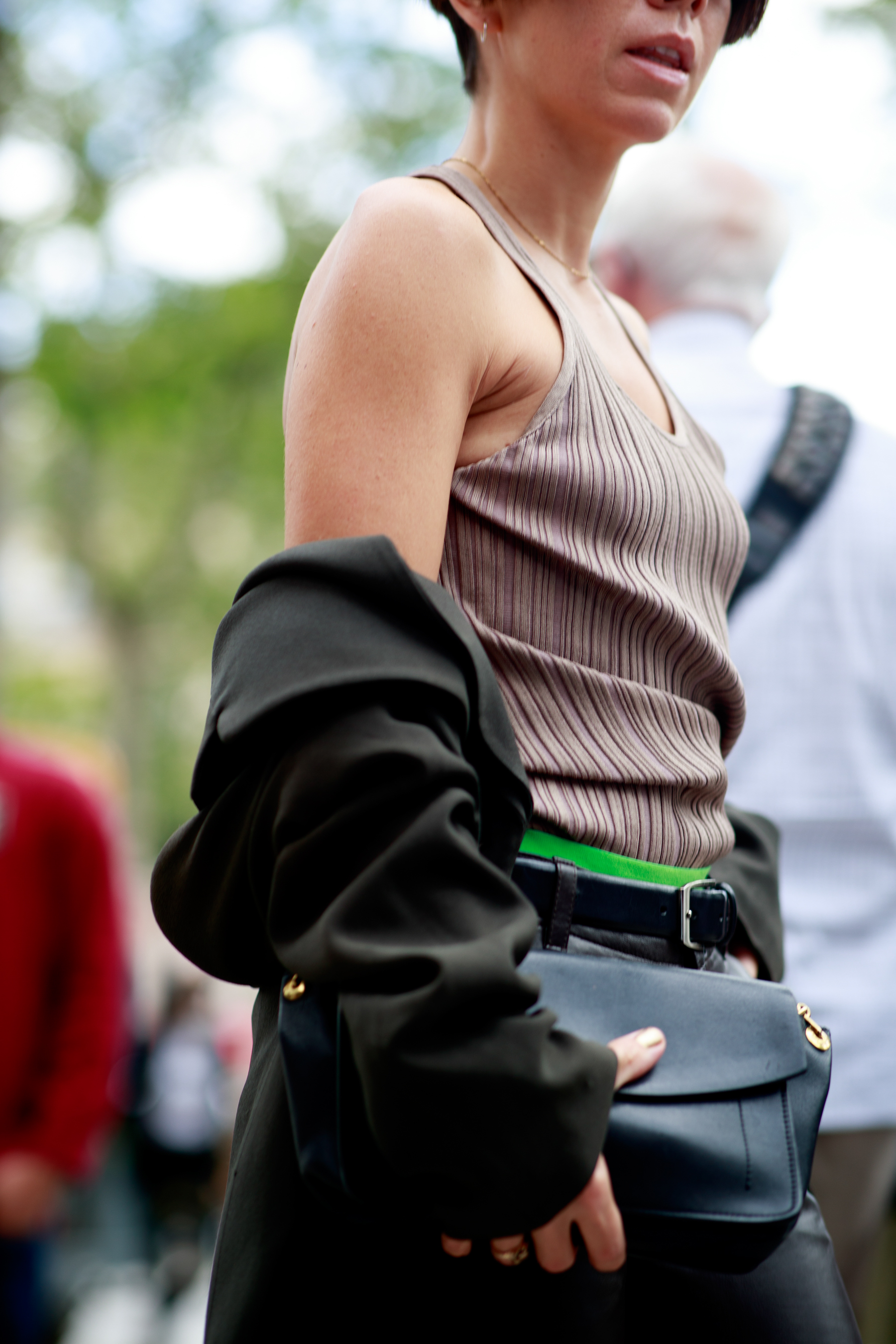 Paris Couture Street Style Fall 2021 Day 4
