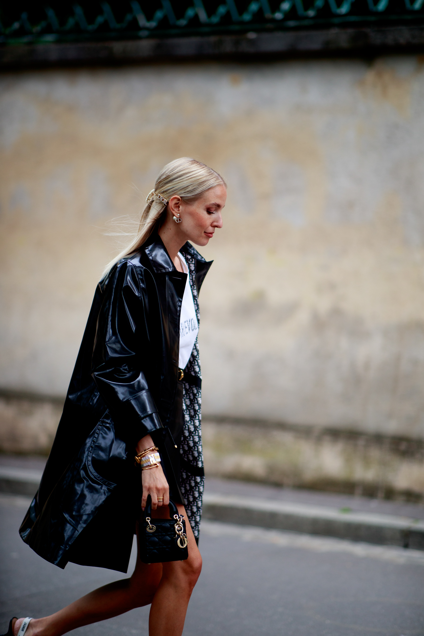 Paris Couture Street Style Fall 2021 Day 1