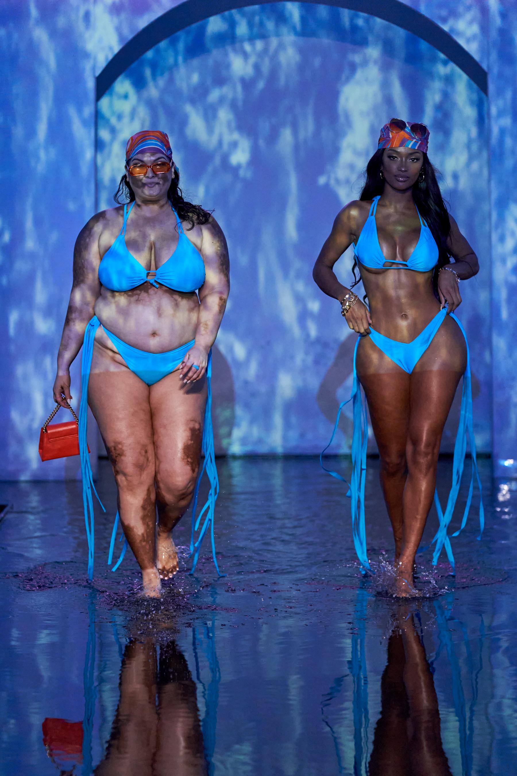 Prettylittlething Spring 2022 Swimwear  Fashion Show