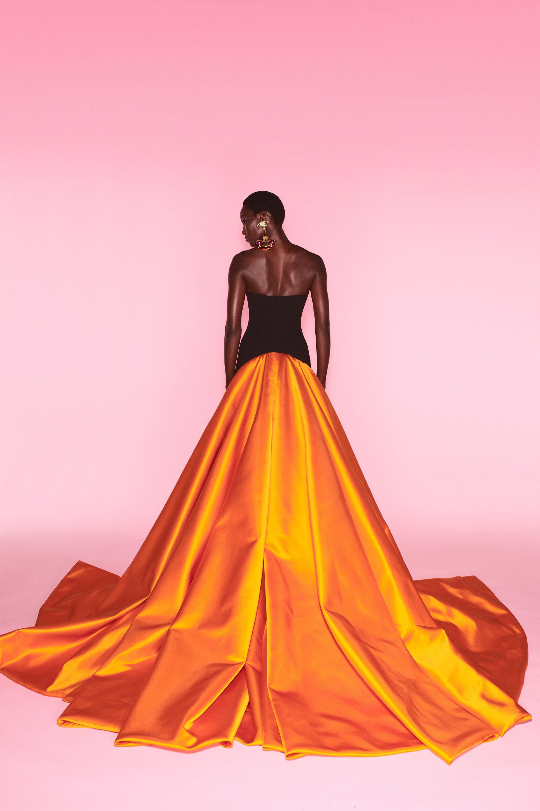 Schiaparelli Fall 2021 Couture Details Fashion Show