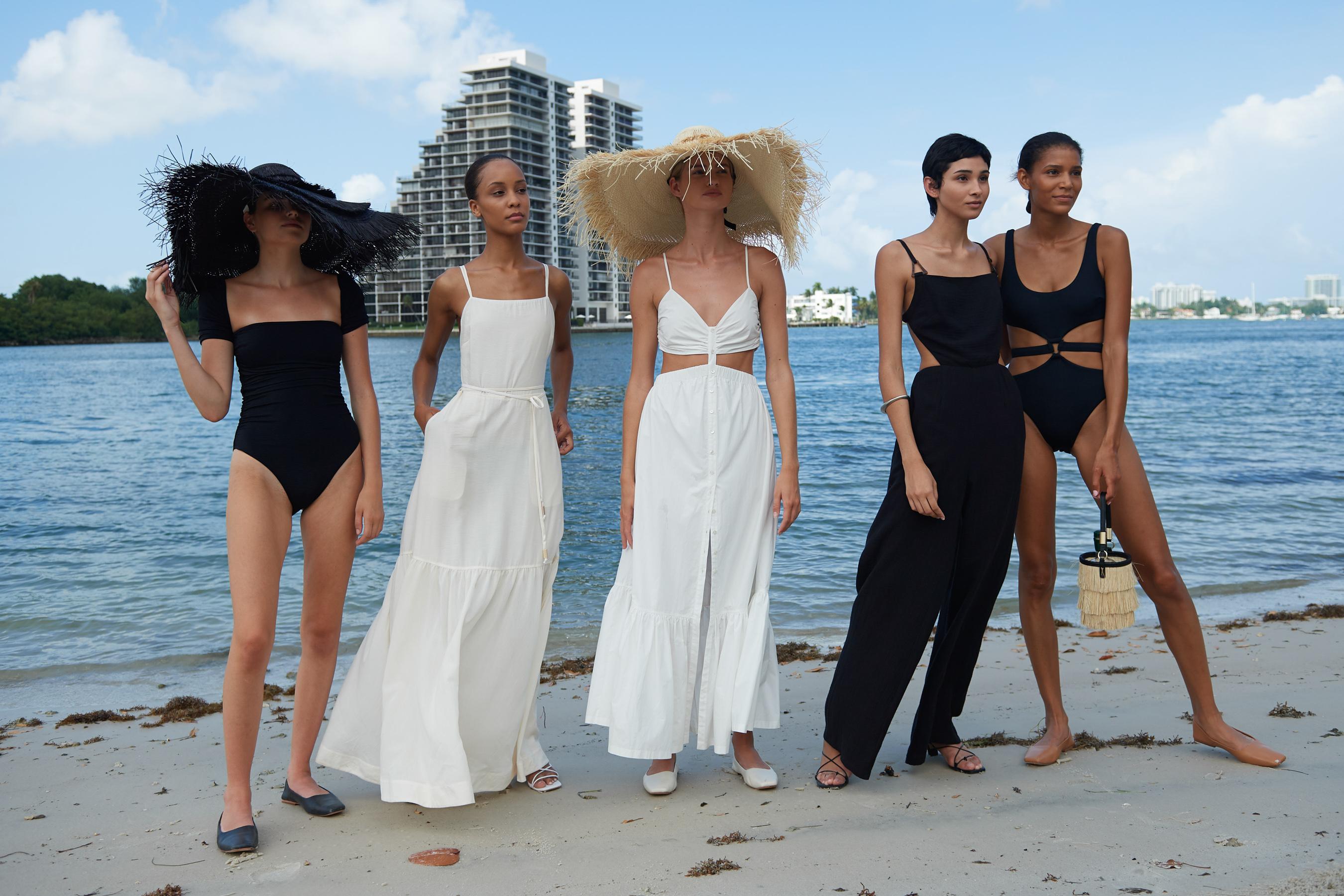 Jonathan Simkhai Spring 2022 Swimwear  Fashion Show
