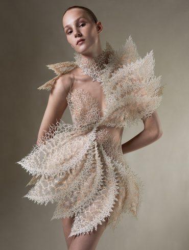Iris Van Herpen Fall 2021 Couture  Fashion Show