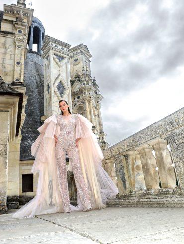 Ziad Nakad Fall 2021 Couture  Fashion Show