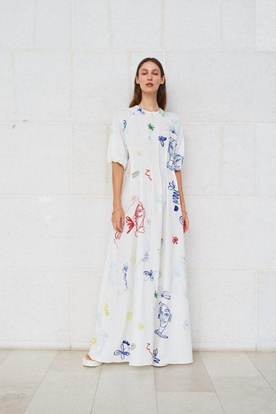 Malaikaraiss Spring 2022  Fashion Show
