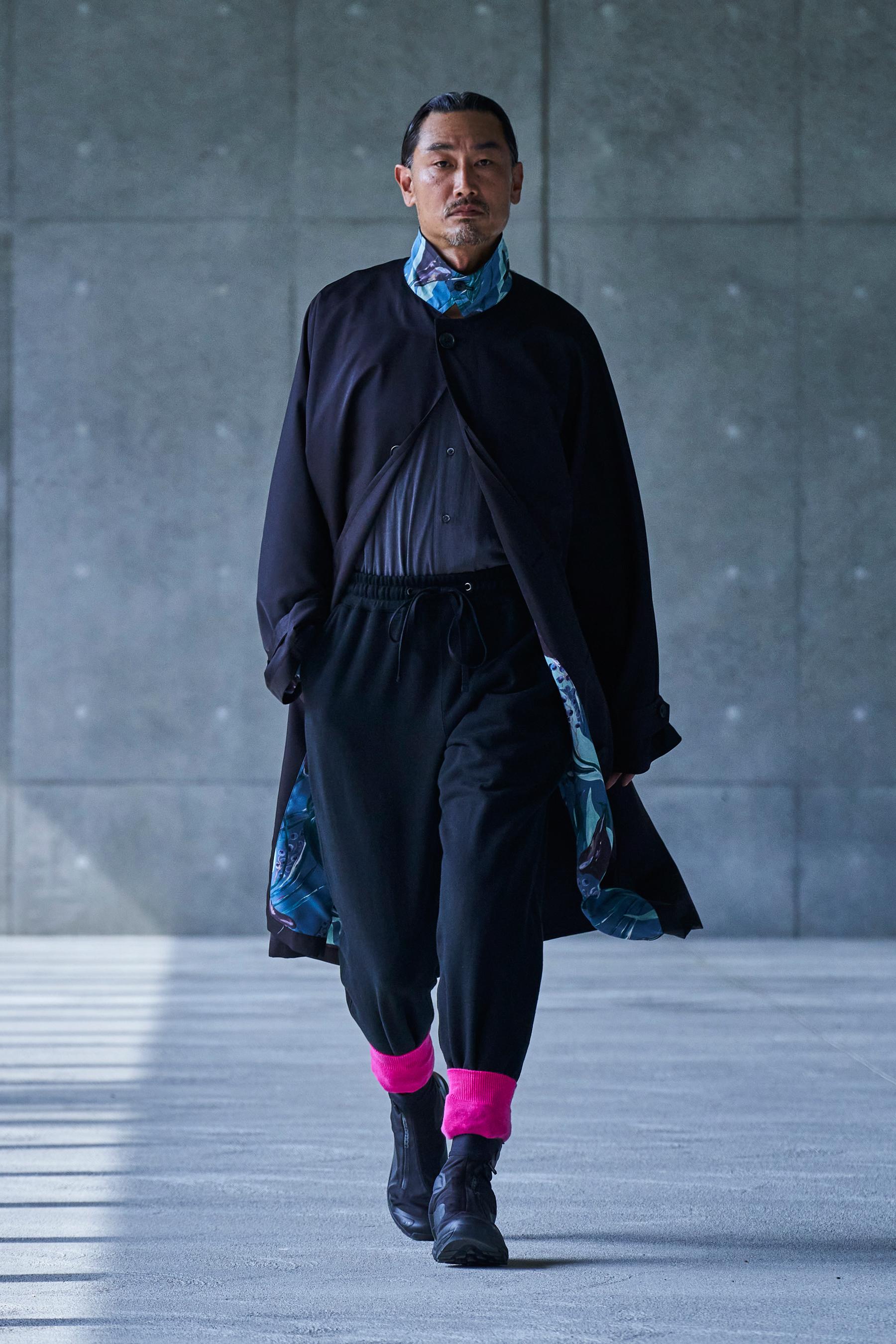 Rainmaker Kyoto Spring 2022  Fashion Show