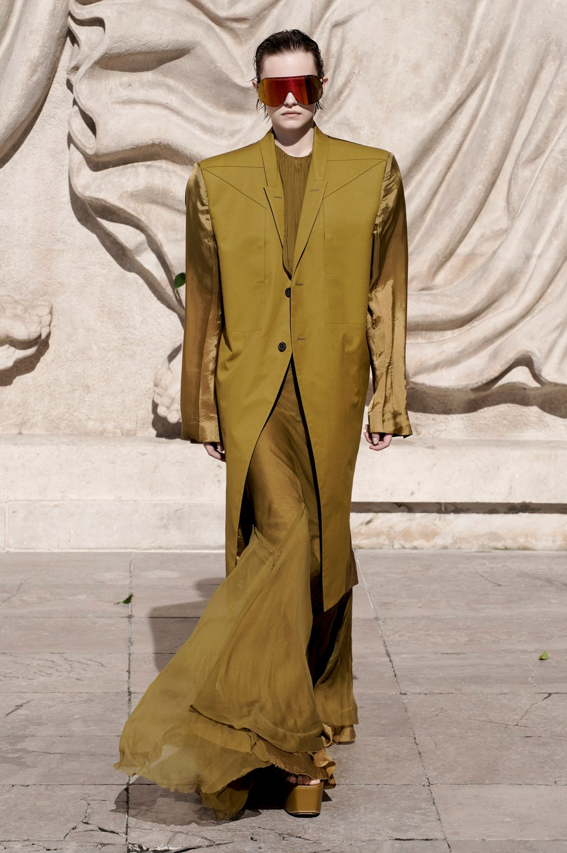 Rick Owens Spring 2022 Fashion Show