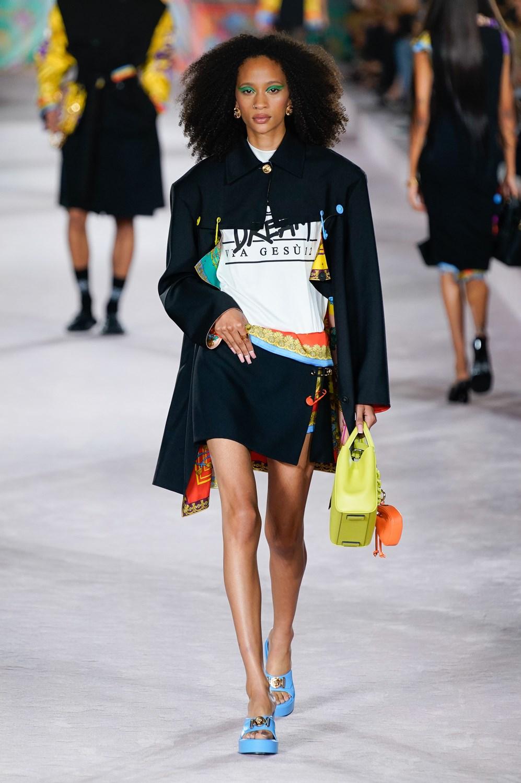 Versace Spring 2022