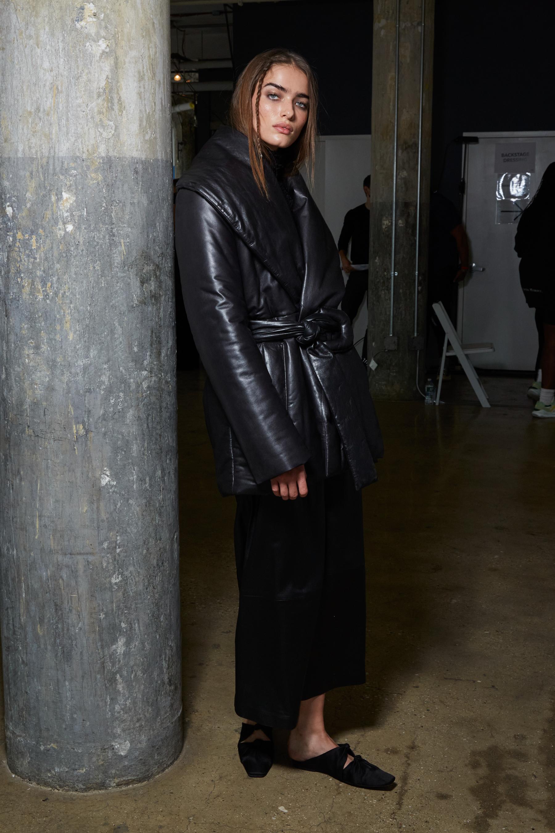 Altuzarra Spring 2022 Backstage Fashion Show