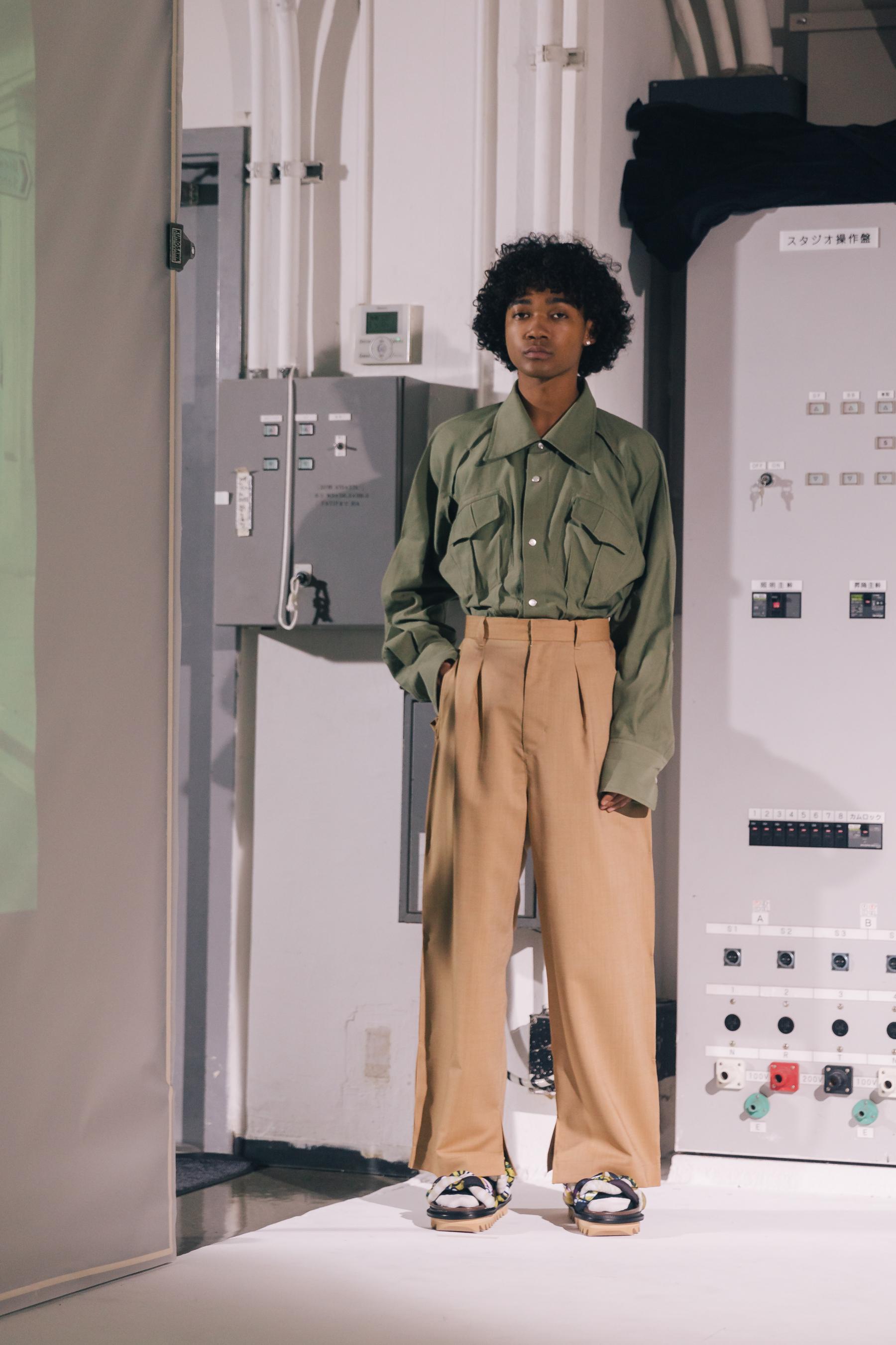 Base Mark Spring 2022  Fashion Show