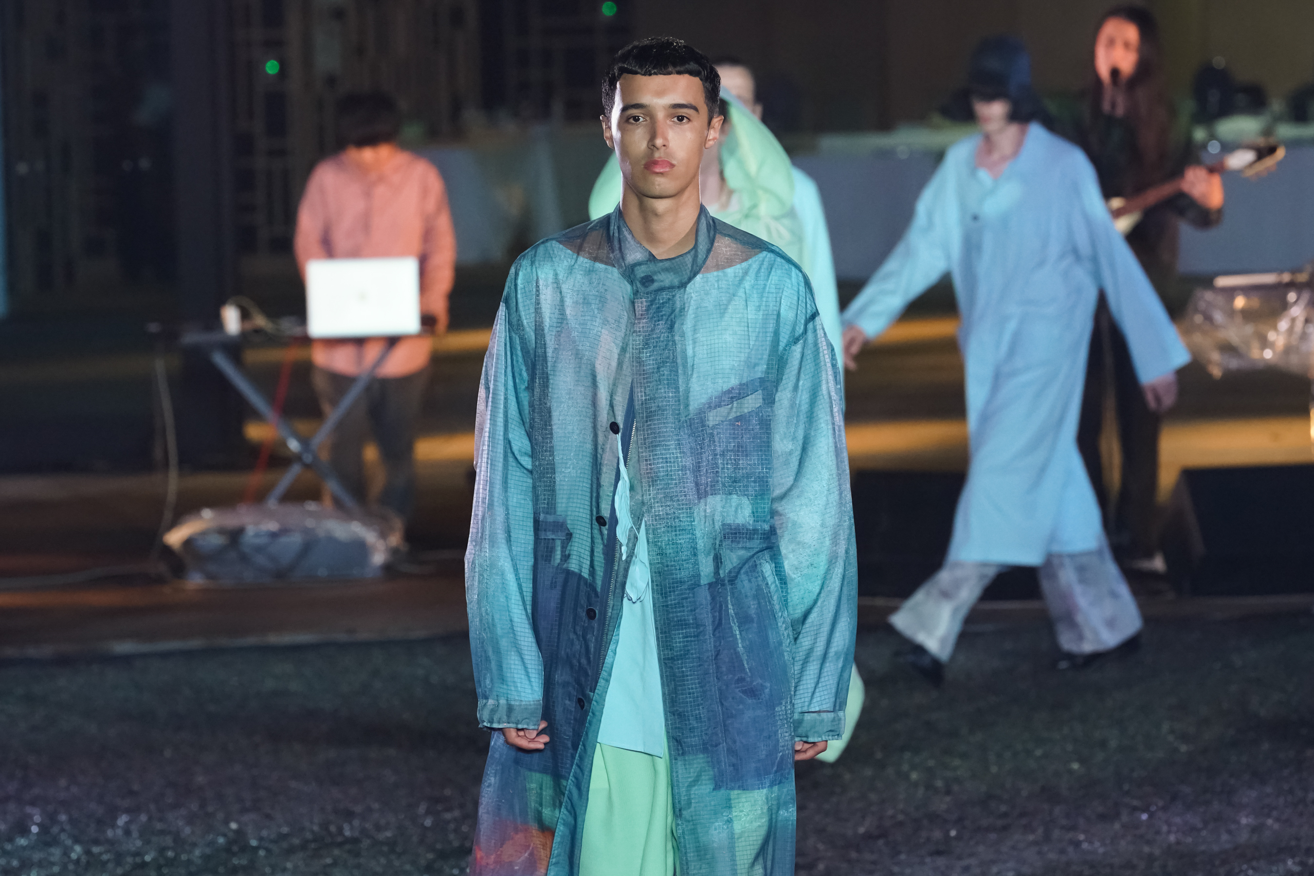 Bed J.w. Ford Spring 2022  Fashion Show