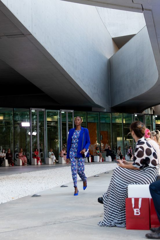 Laura Biagiotti Spring 2022 Atmosphere Fashion Show