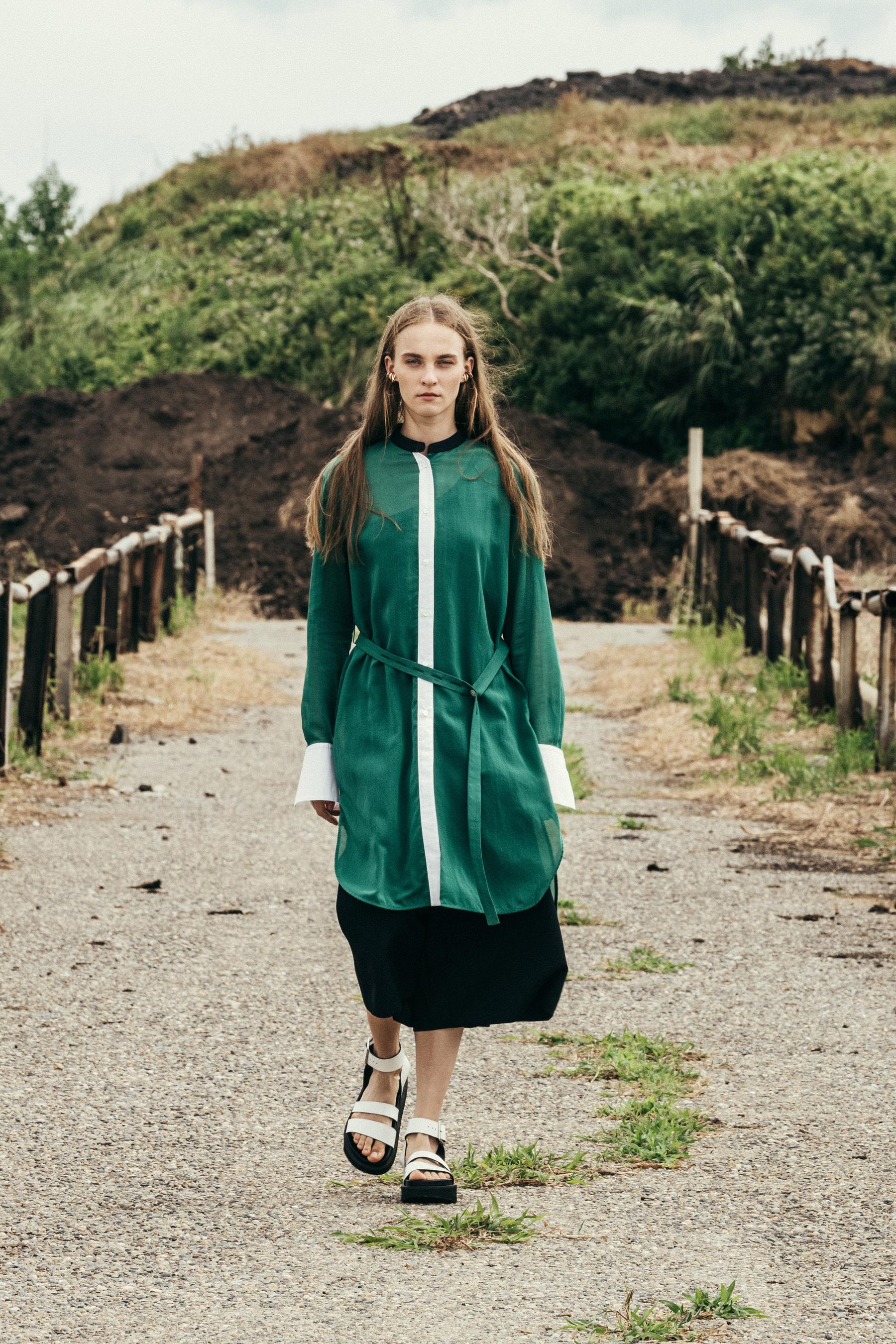 Cinoh Spring 2022  Fashion Show