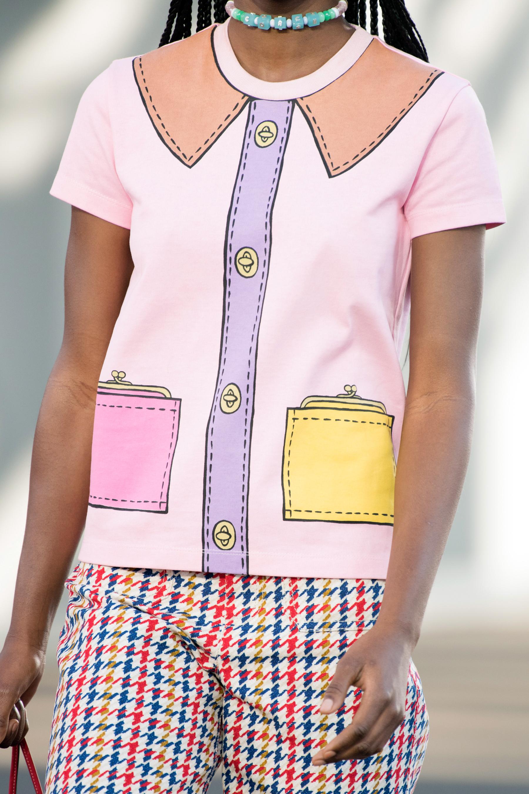 Coach Spring 2022 Details Fashion Show